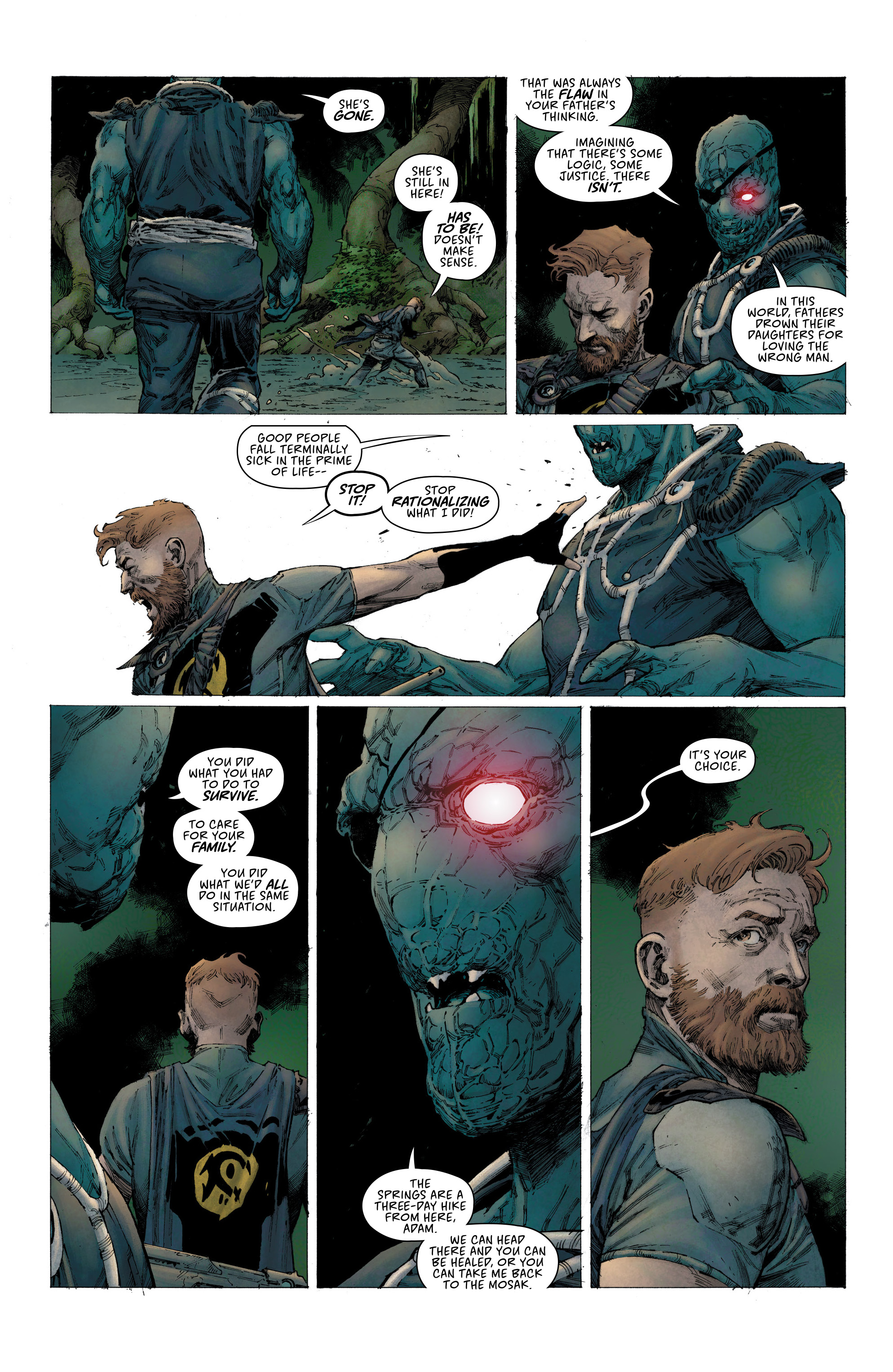 Read online Seven To Eternity comic -  Issue #6 - 24