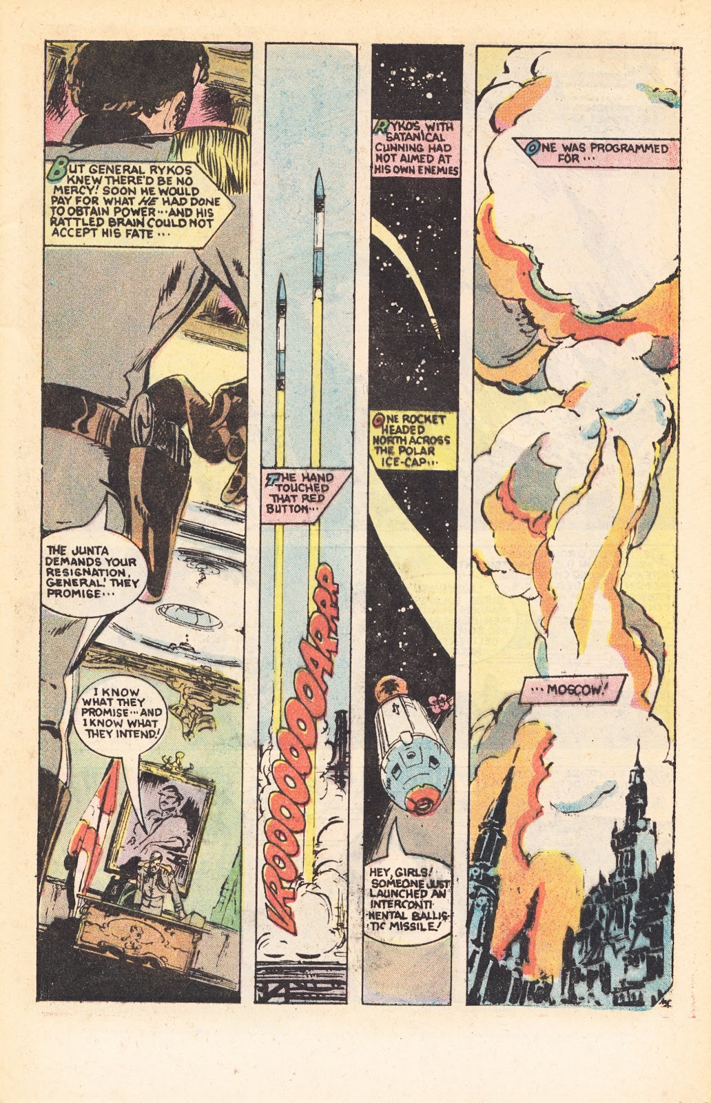 Read online Doomsday   1 (1975) comic -  Issue #7 - 5
