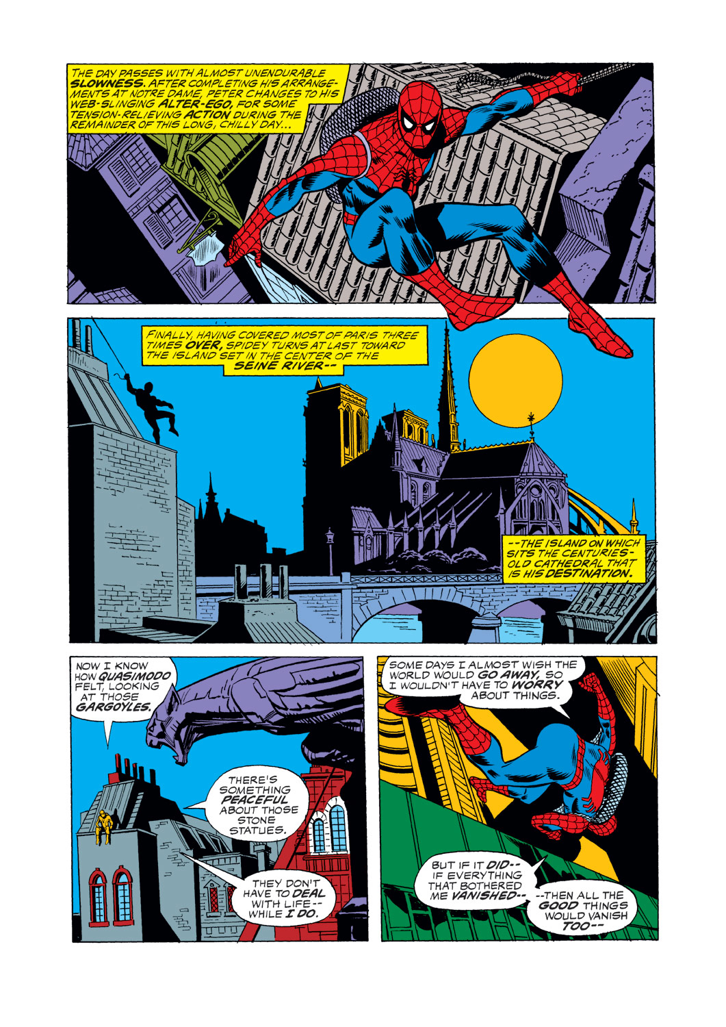 The Amazing Spider-Man (1963) 144 Page 9