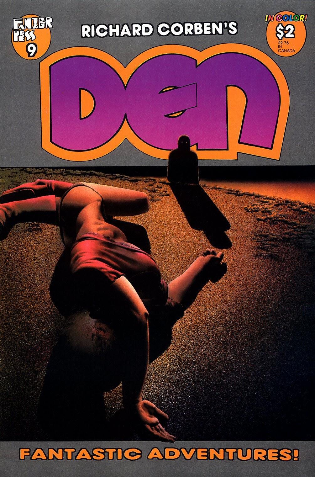 Den (1988) 9 Page 1
