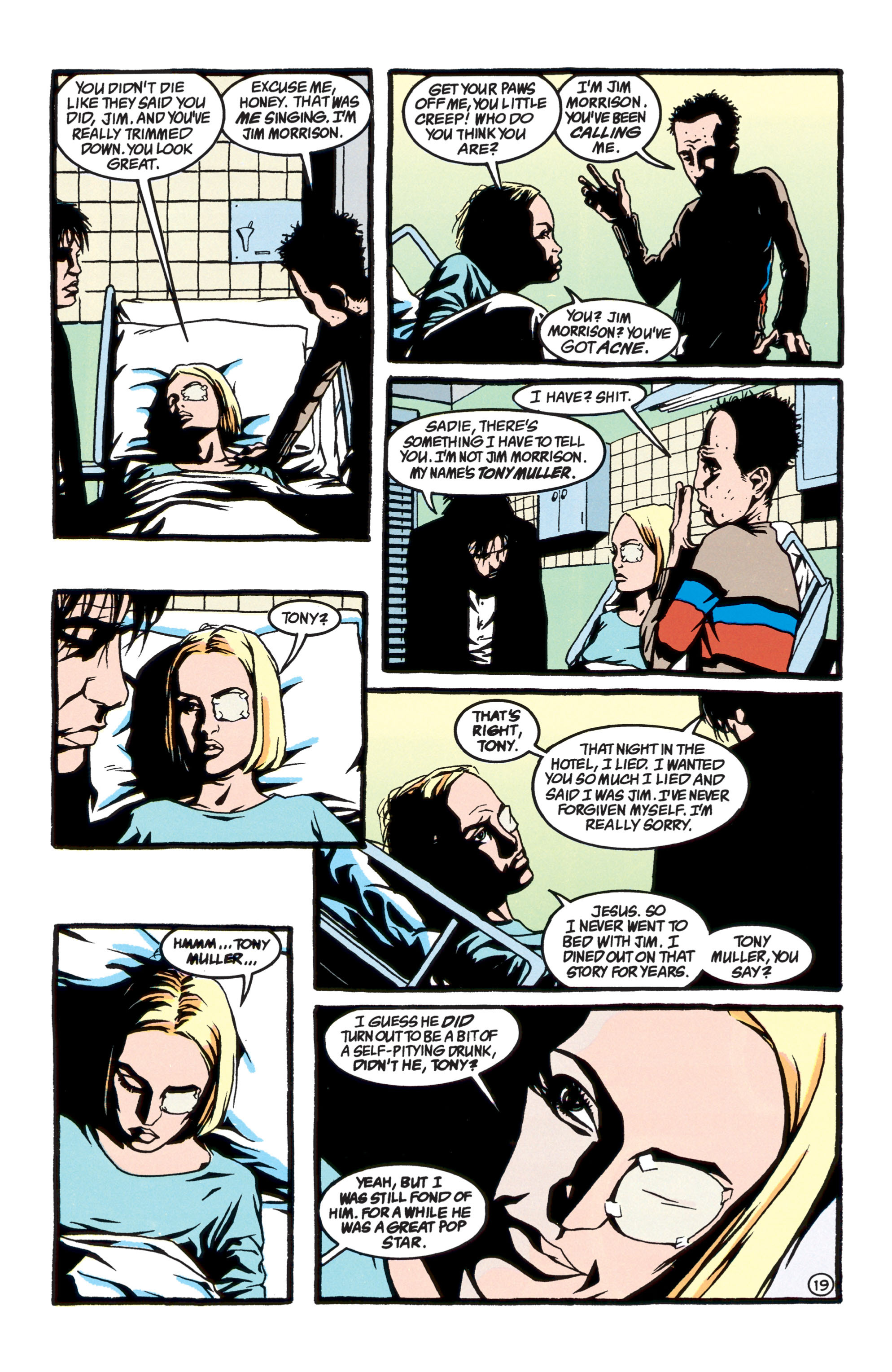 Read online Shade, the Changing Man comic -  Issue #40 - 20