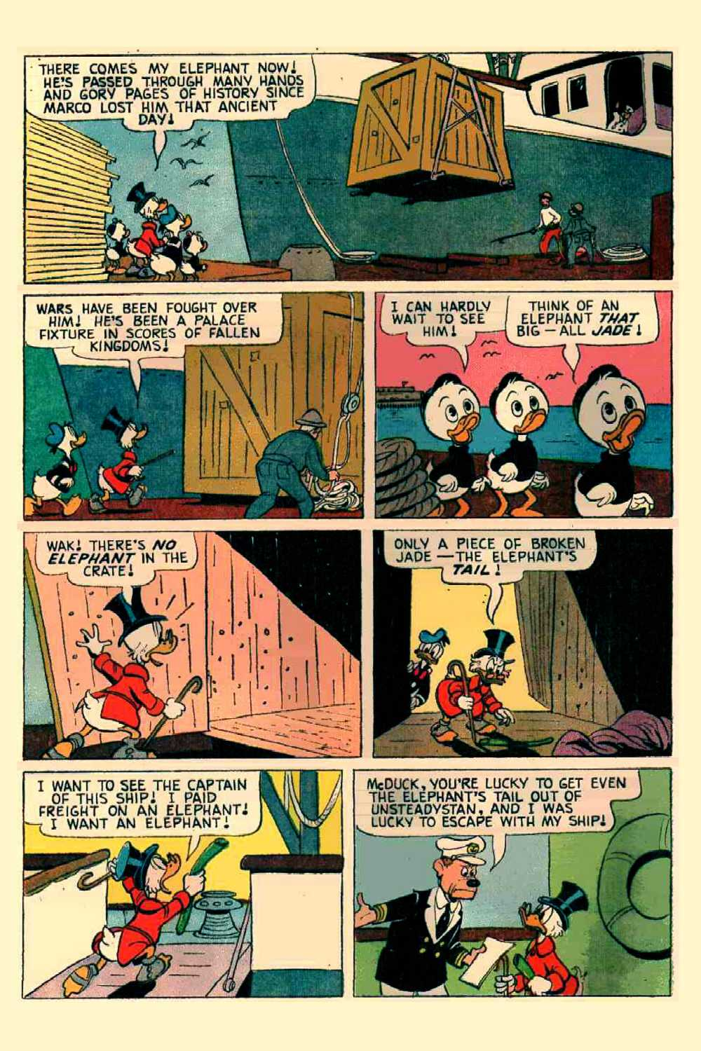 Read online Uncle Scrooge (1953) comic -  Issue #64 - 3