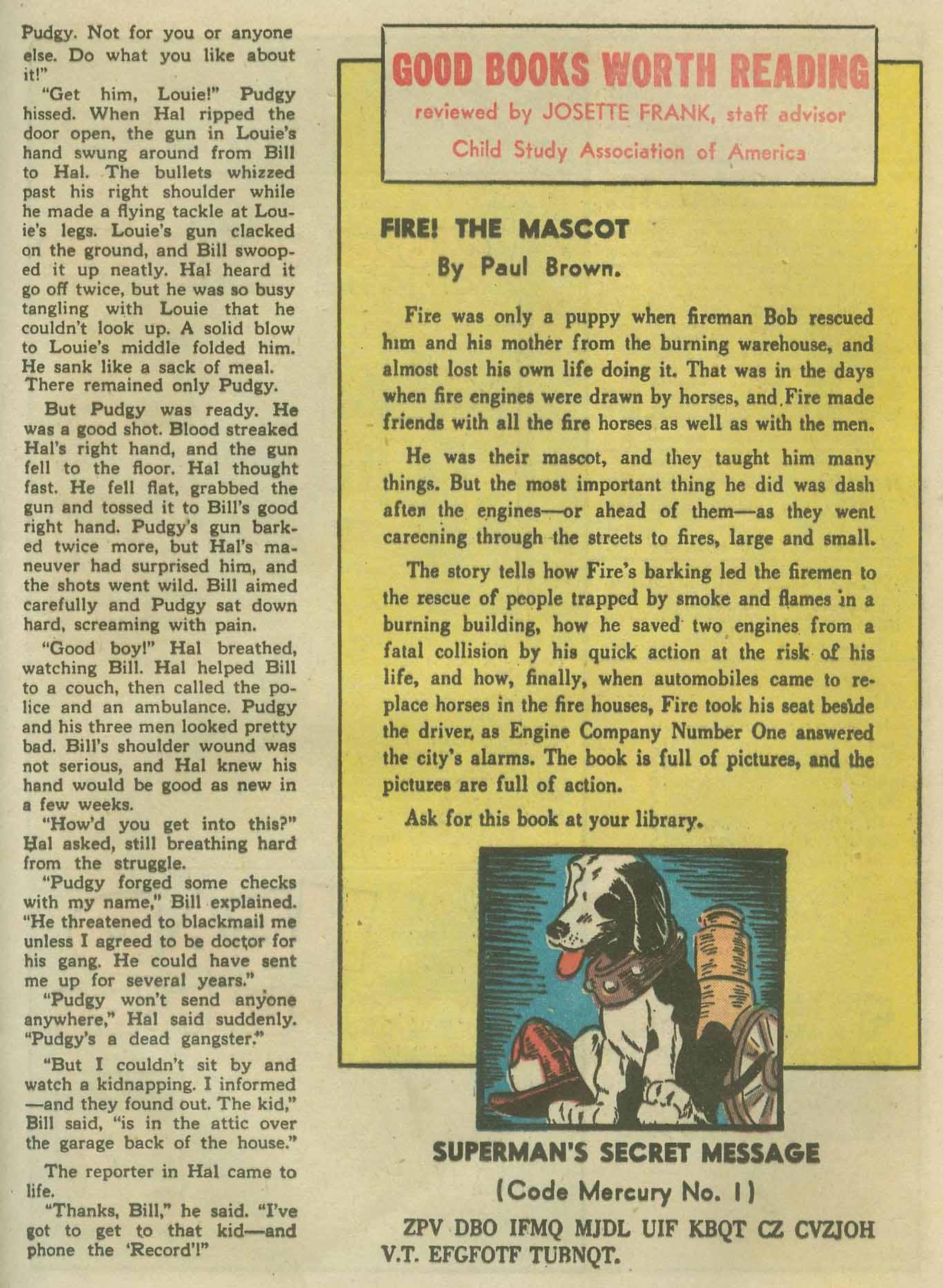 Read online Sensation (Mystery) Comics comic -  Issue #9 - 47