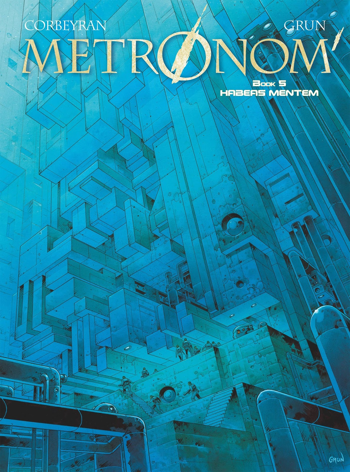Metronom 5 Page 1