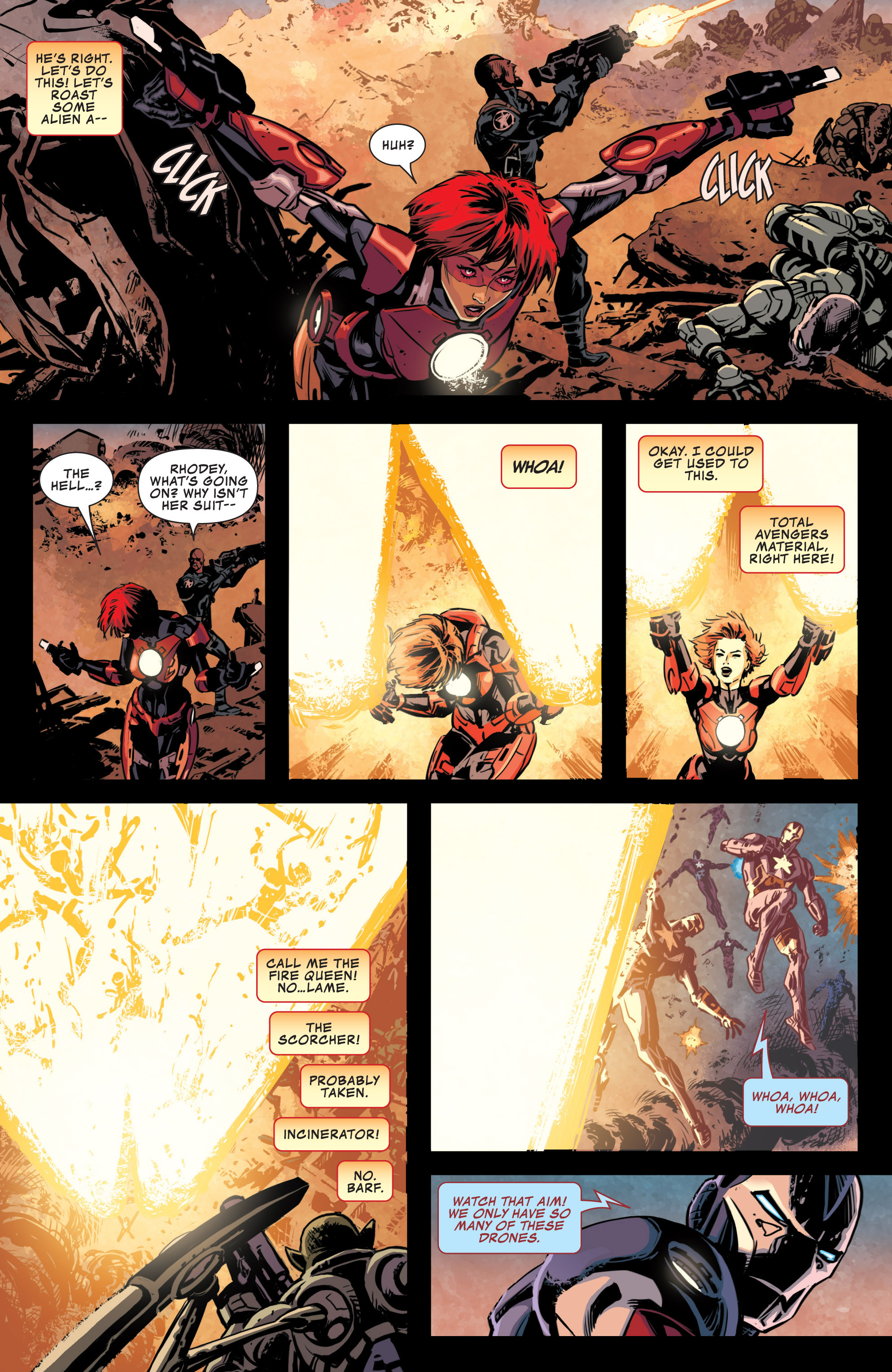 Read online Secret Avengers (2013) comic -  Issue #10 - 14