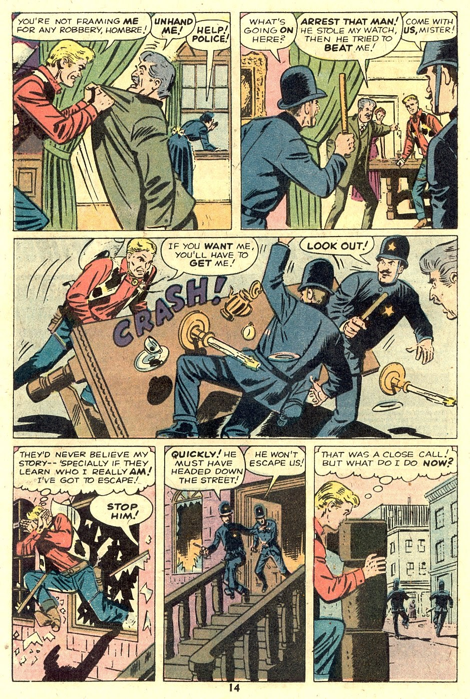 Kid Colt Outlaw issue 185 - Page 16