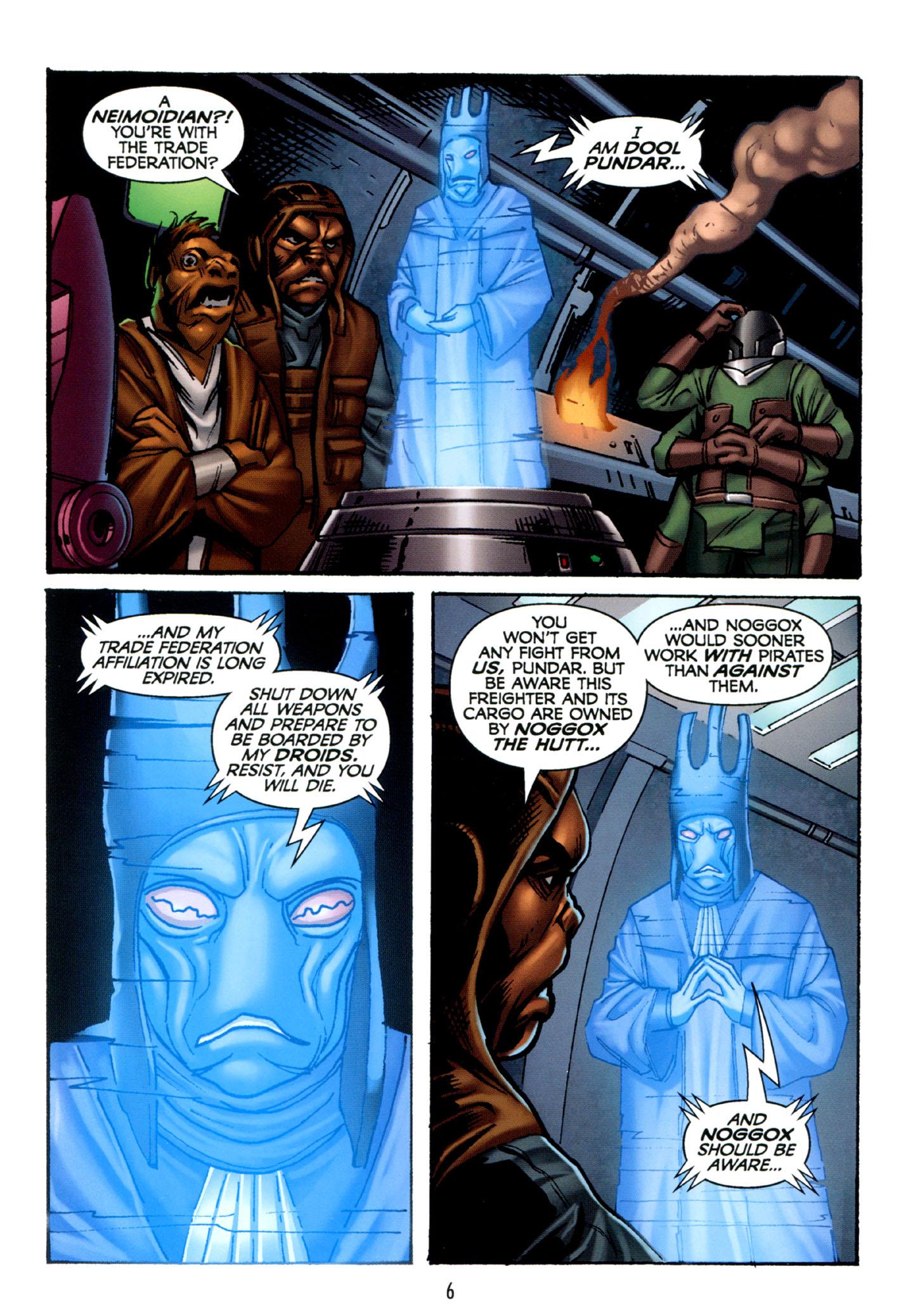 Read online Star Wars: The Clone Wars - Strange Allies comic -  Issue # Full - 7
