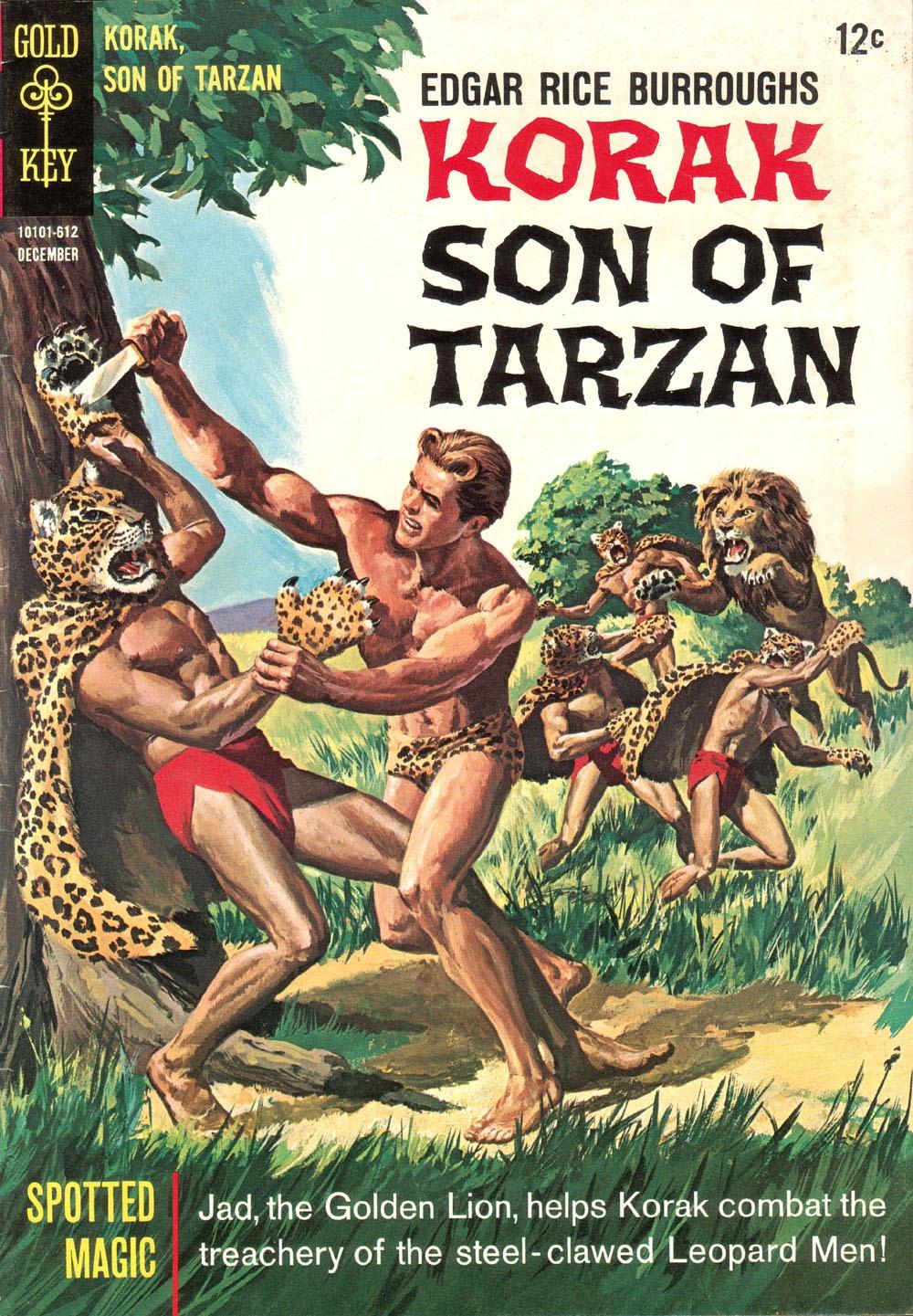 Korak, Son of Tarzan (1964) issue 15 - Page 1
