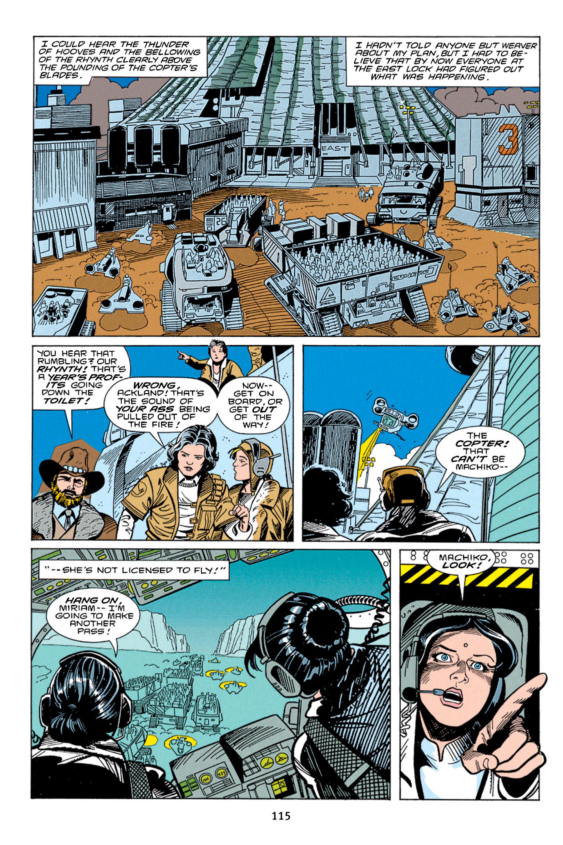 Read online Aliens vs. Predator Omnibus comic -  Issue # _TPB 1 Part 2 - 14