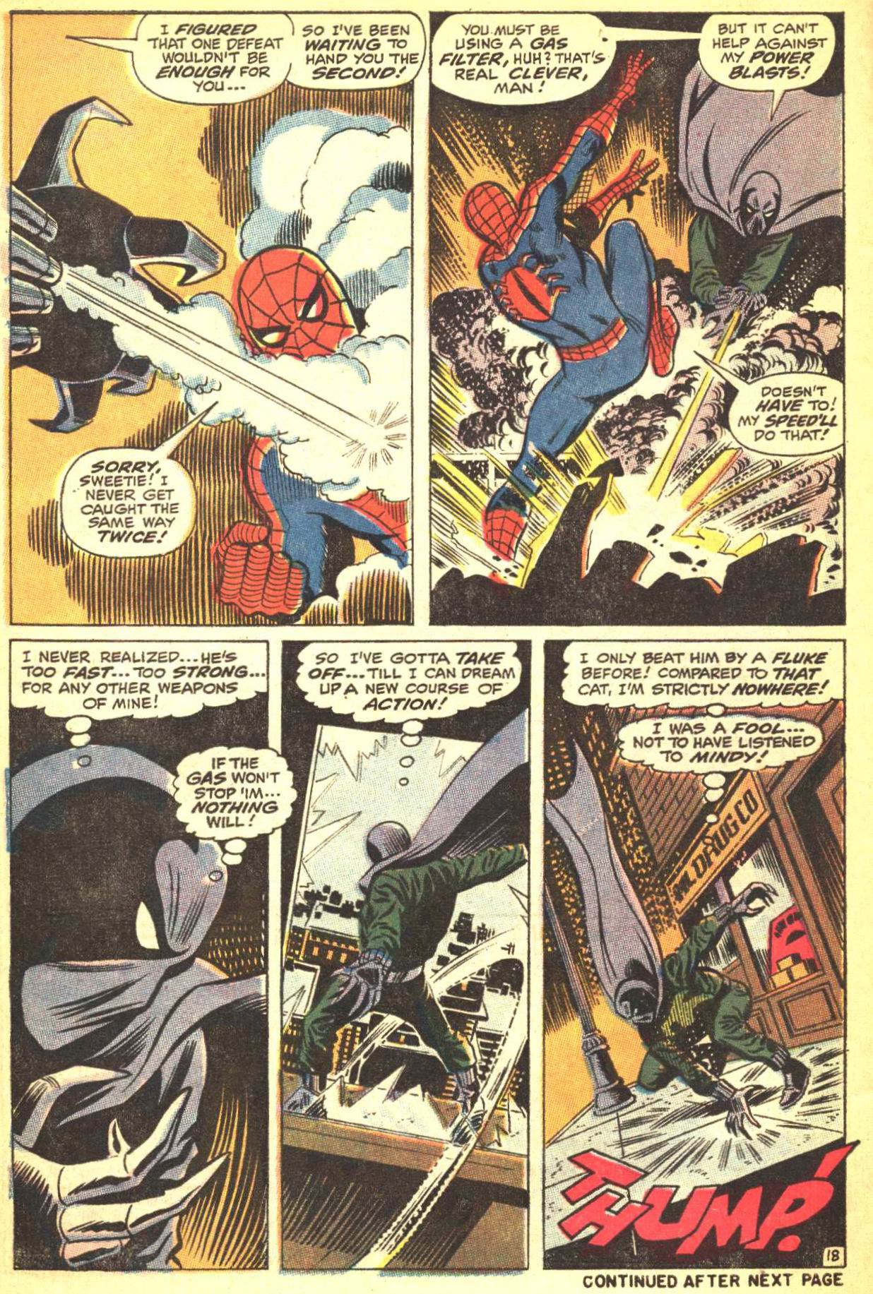 The Amazing Spider-Man (1963) 79 Page 20