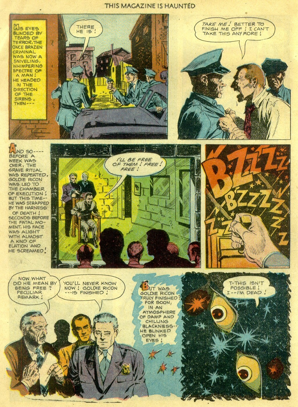 Read online This Magazine Is Haunted comic -  Issue #5 - 11