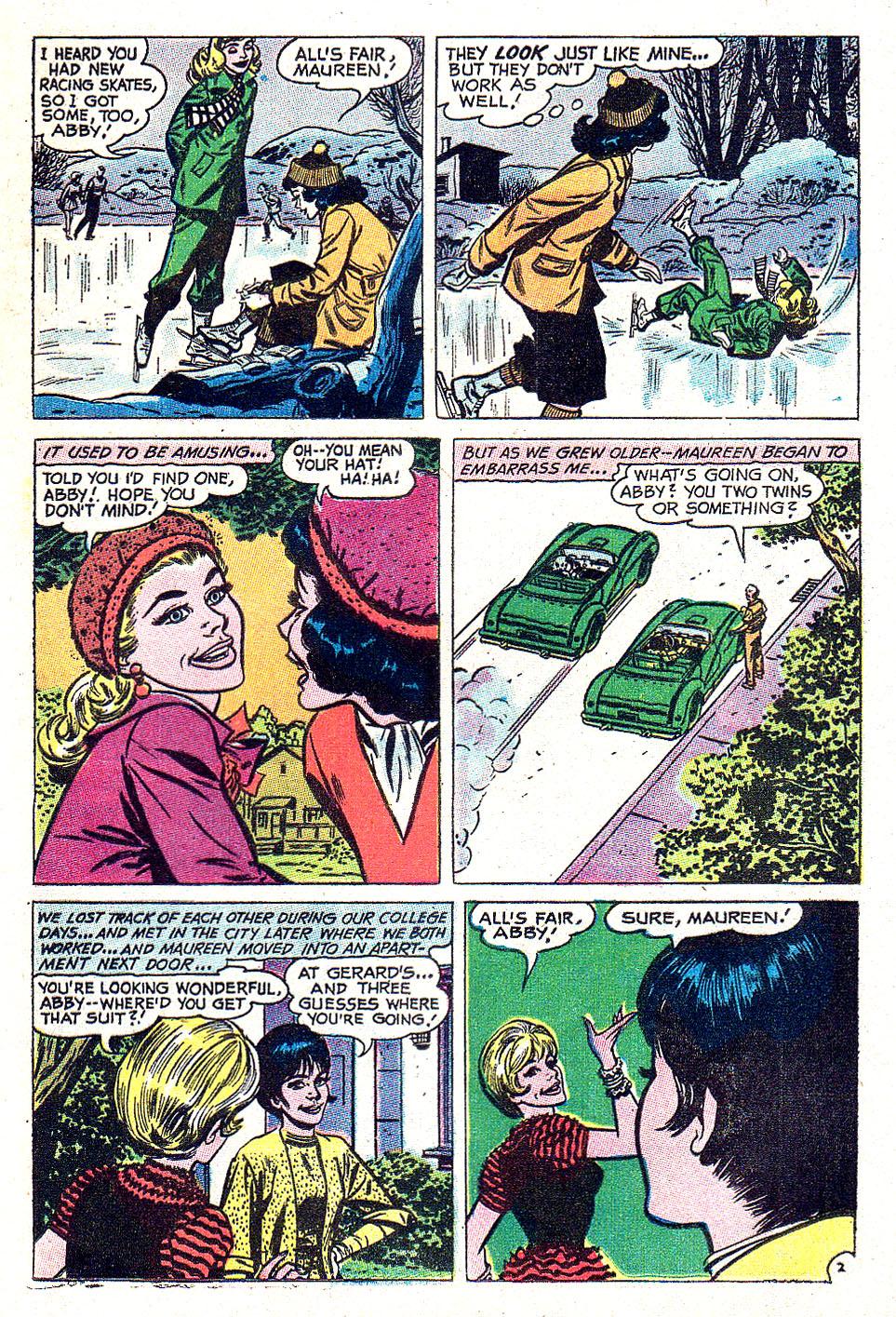 Read online Secret Hearts comic -  Issue #131 - 13