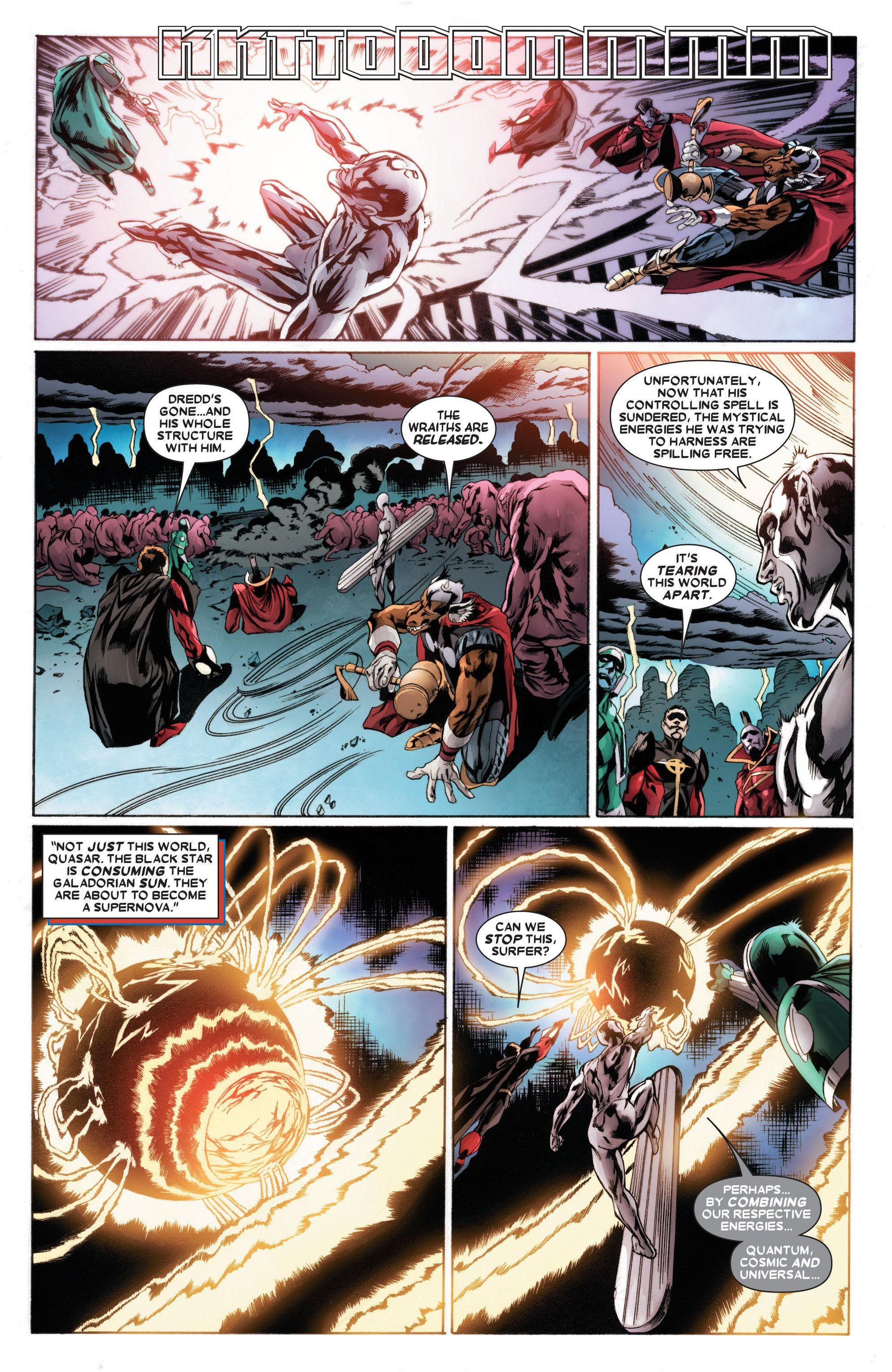 Read online Annihilators comic -  Issue #4 - 16