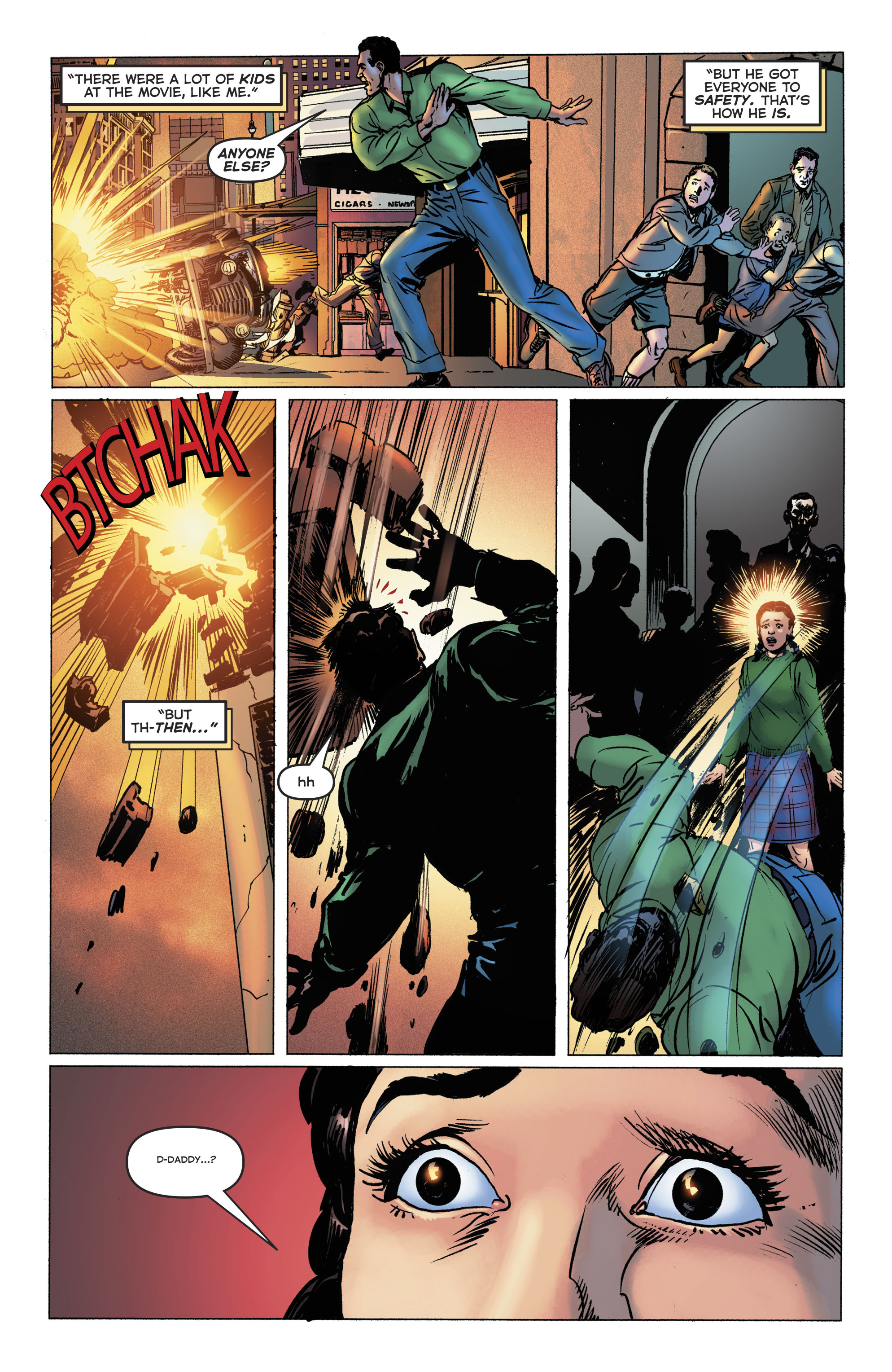 Read online Astro City comic -  Issue #43 - 7