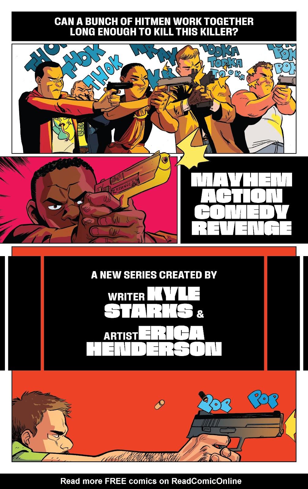 Read online Hardcore comic -  Issue #3 - 27