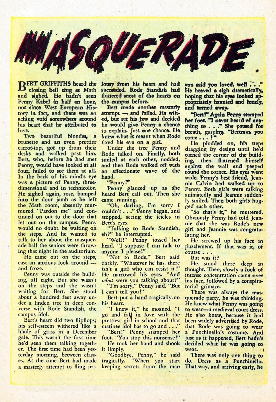 Read online Patsy Walker comic -  Issue #58 - 16