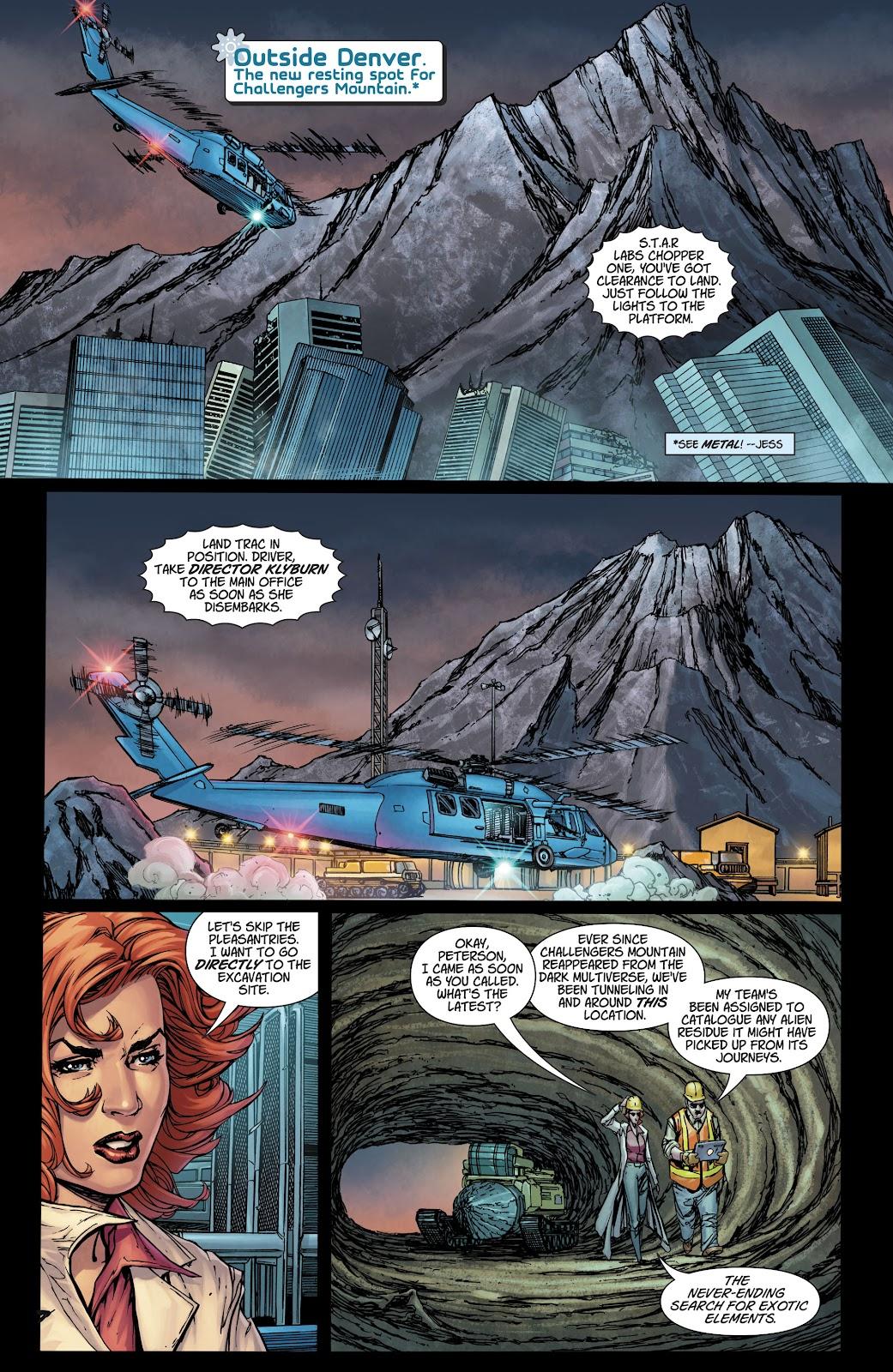 Read online Metal Men (2019) comic -  Issue #1 - 9