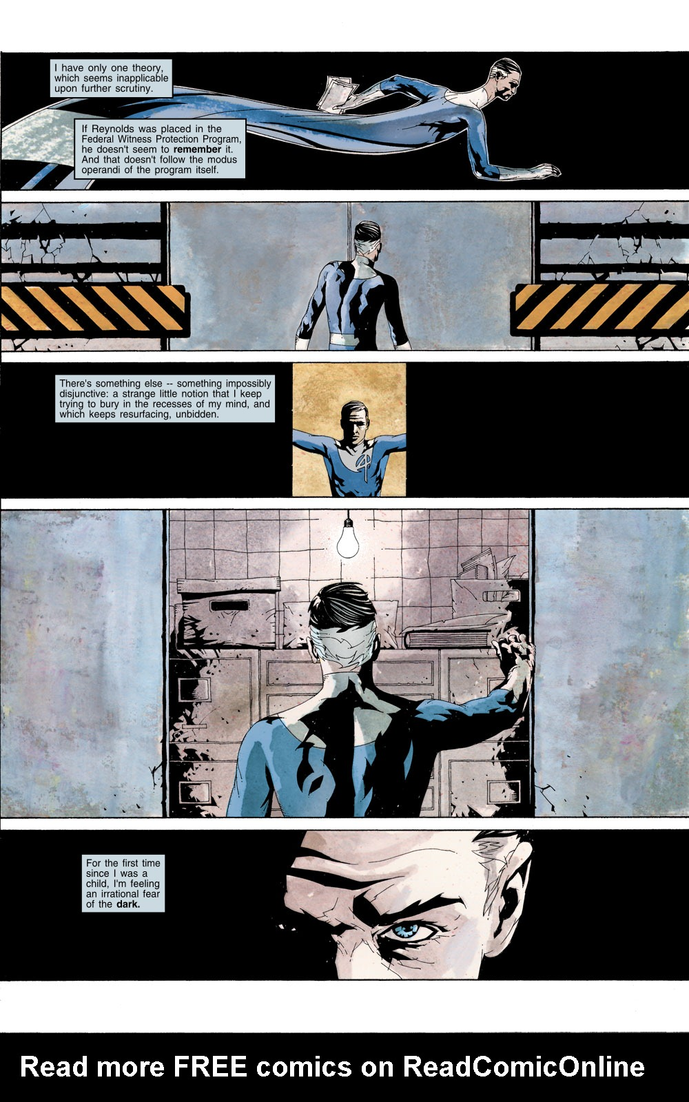 Read online Sentry (2000) comic -  Issue #3 - 14