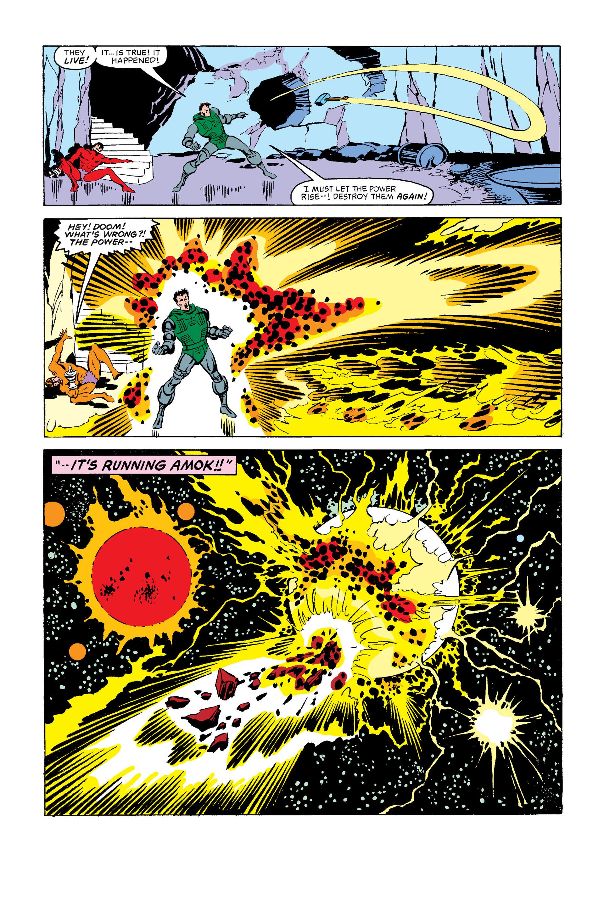 Read online Secret Wars (1985) comic -  Issue #12 - 20