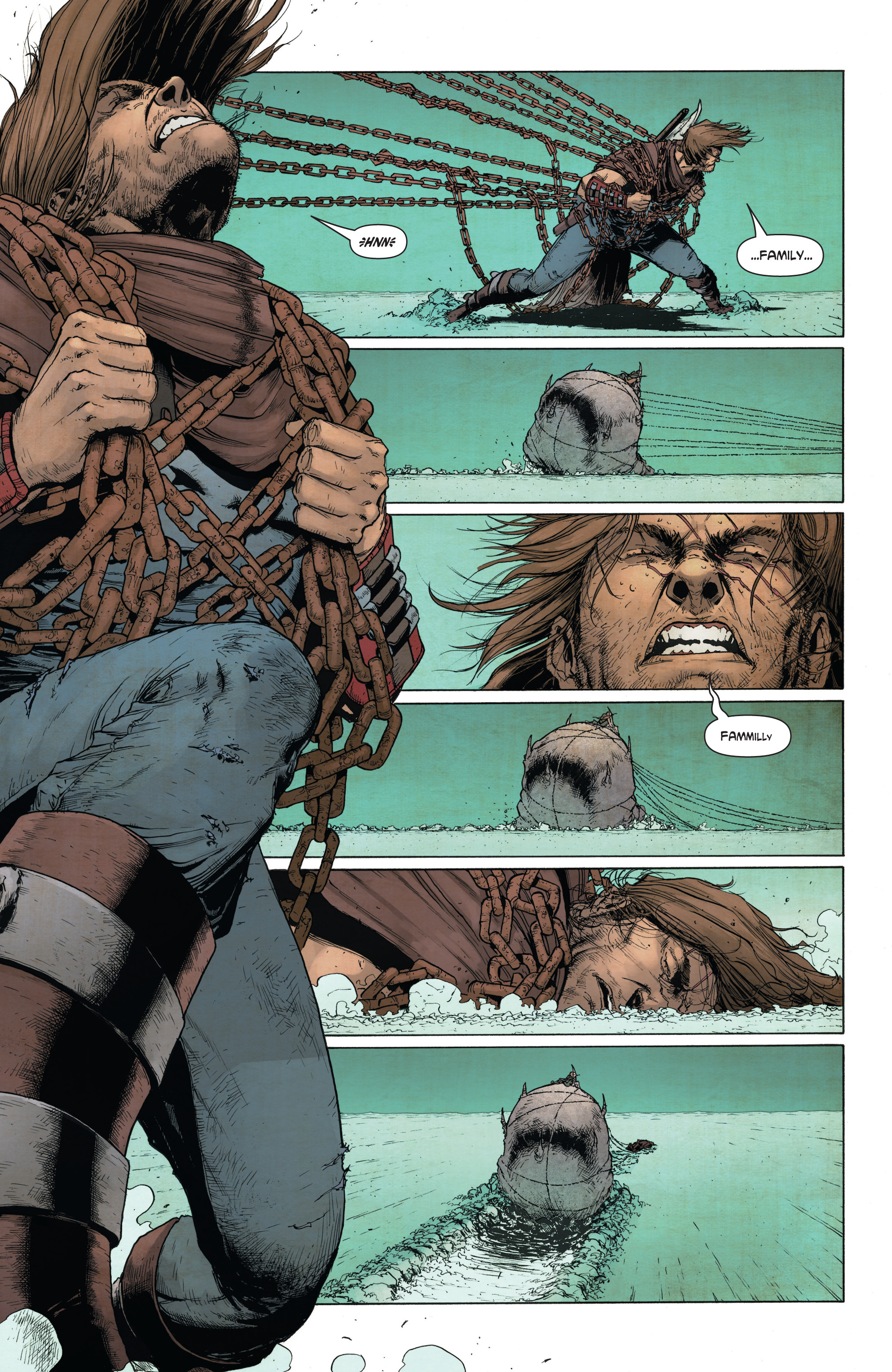 Read online Wrath of the Eternal Warrior comic -  Issue #14 - 9