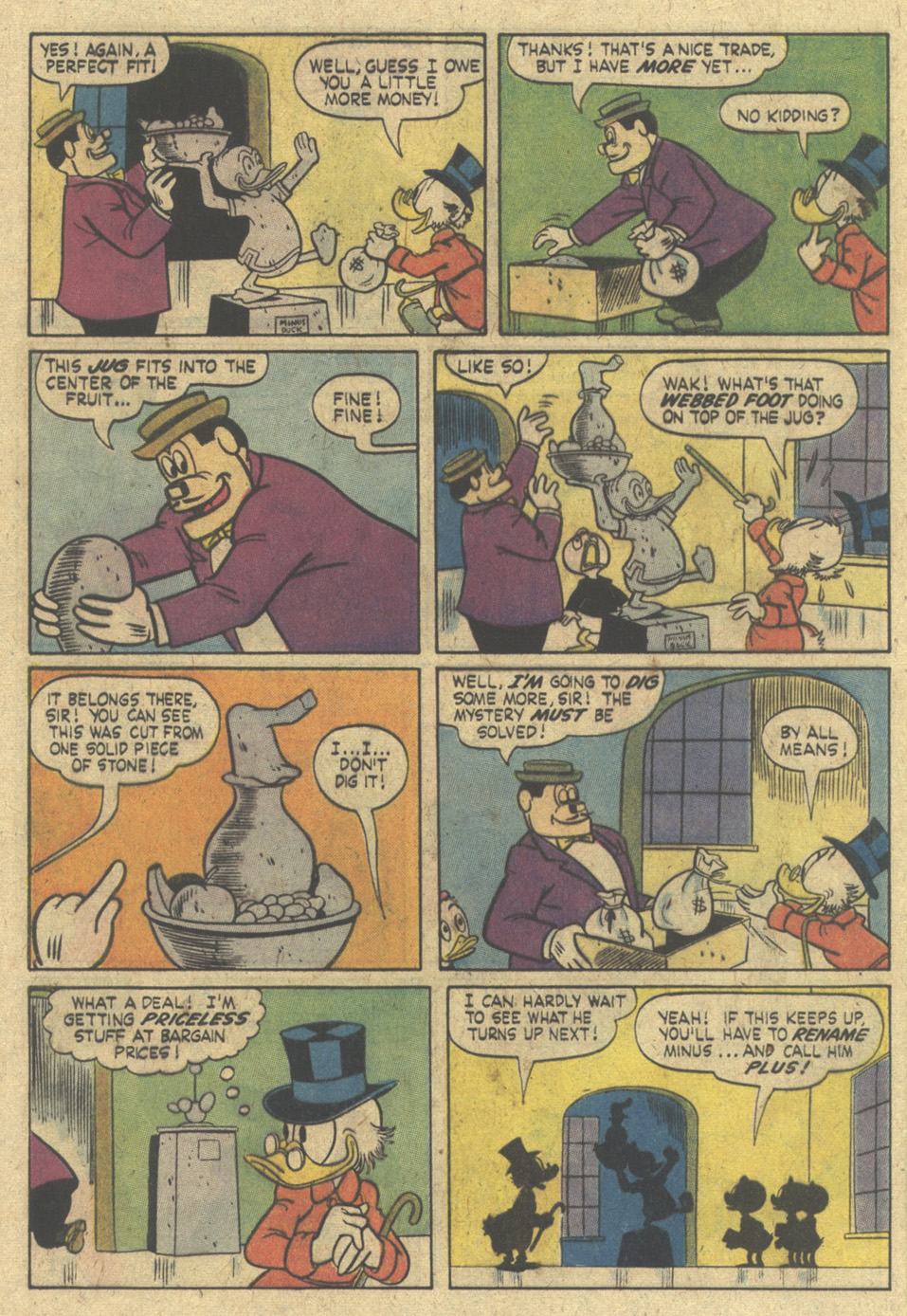 Read online Uncle Scrooge (1953) comic -  Issue #148 - 28