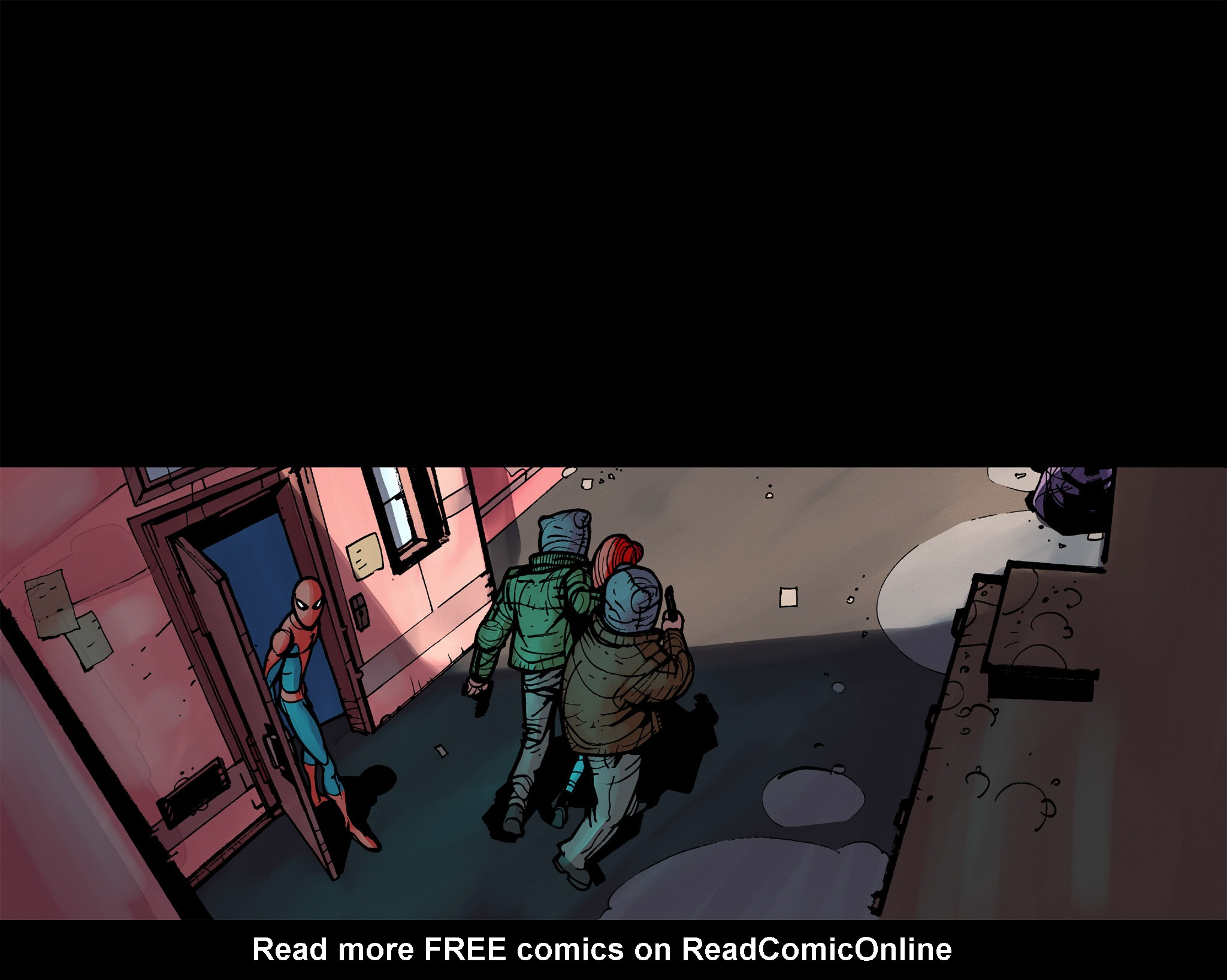 Read online Amazing Spider-Man: Who Am I? comic -  Issue # Full (Part 2) - 71