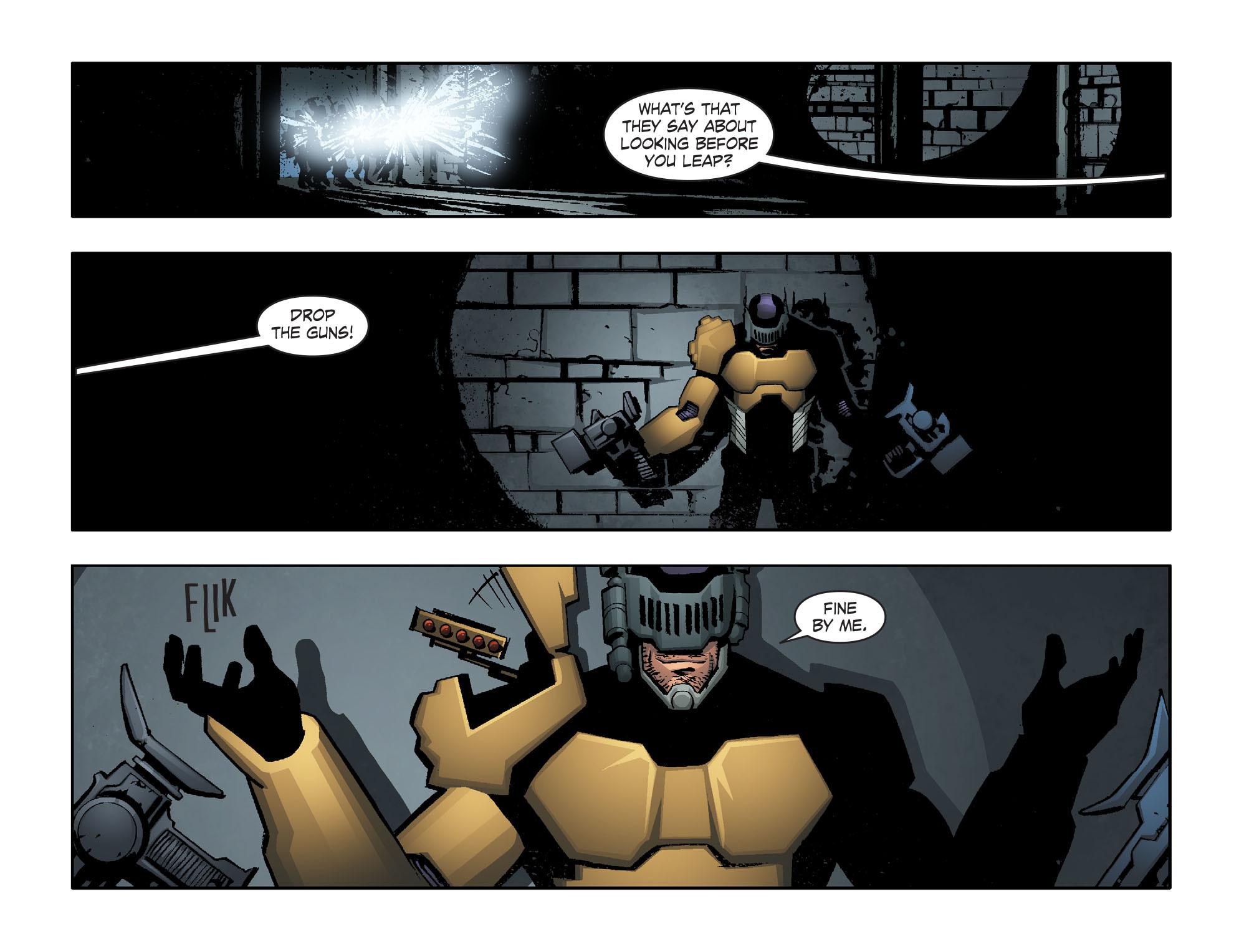 Read online Smallville: Lantern [I] comic -  Issue #6 - 13