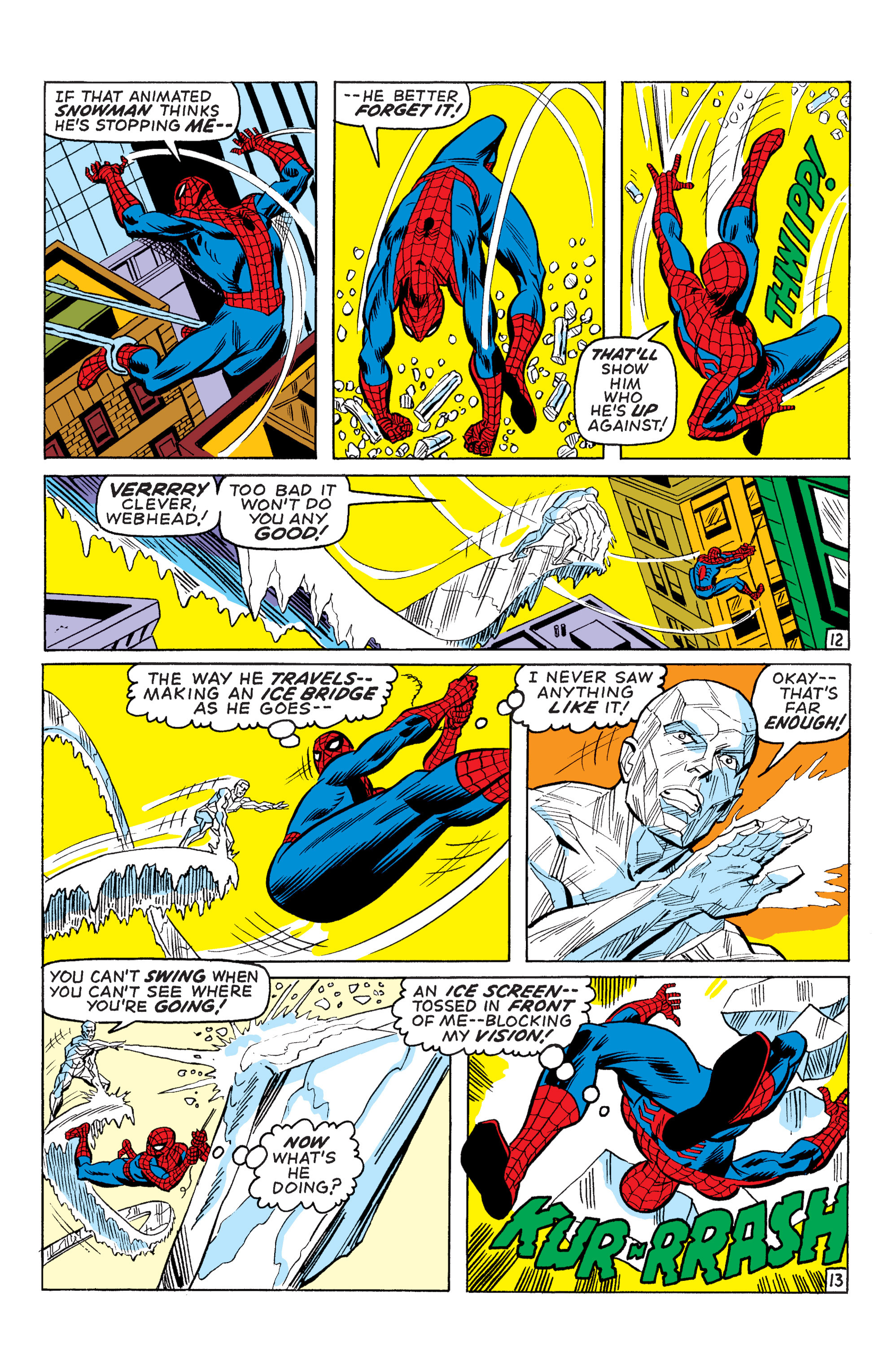 The Amazing Spider-Man (1963) 92 Page 12