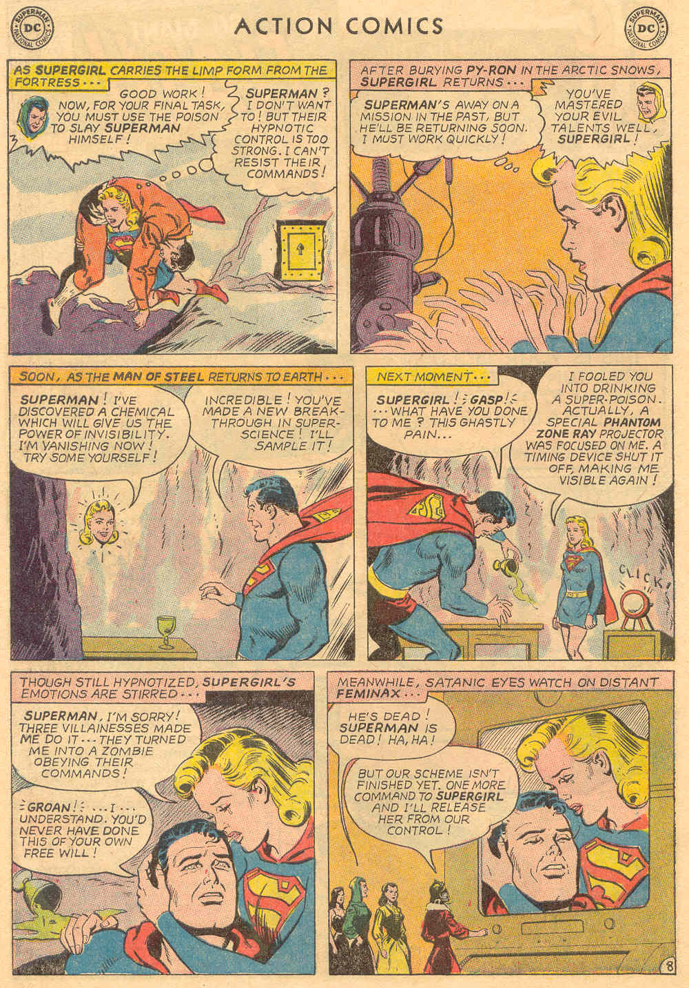 Read online Action Comics (1938) comic -  Issue #323 - 26