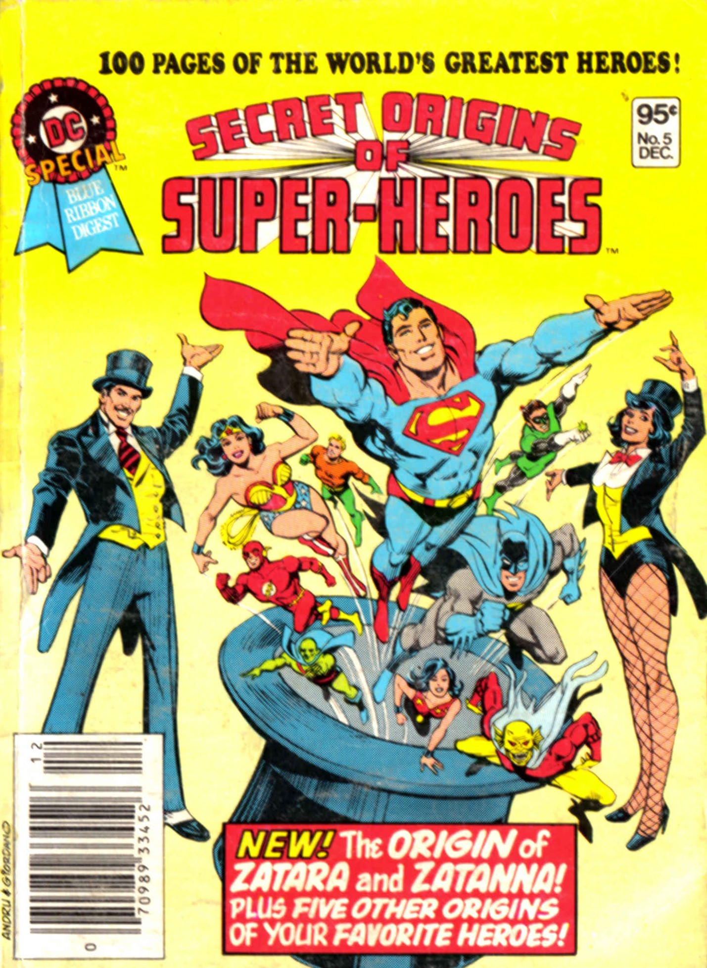DC Special Blue Ribbon Digest 5 Page 1