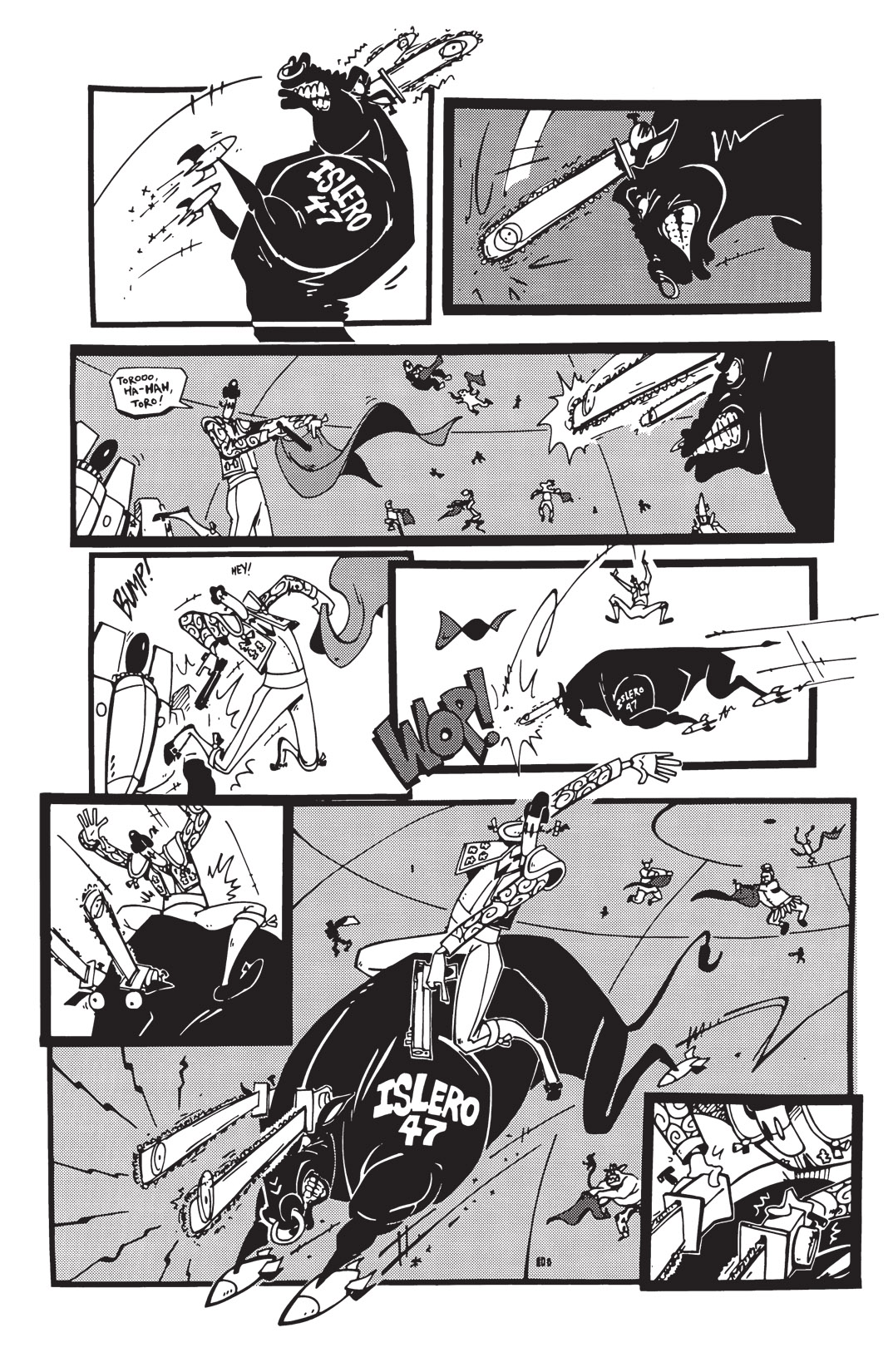 Read online Scud: The Disposable Assassin: The Whole Shebang comic -  Issue # TPB (Part 2) - 114