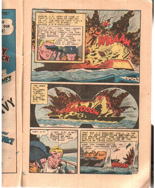Read online Fightin' Navy comic -  Issue #122 - 9