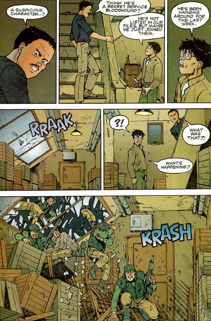 Read online Akira comic -  Issue #3 - 51