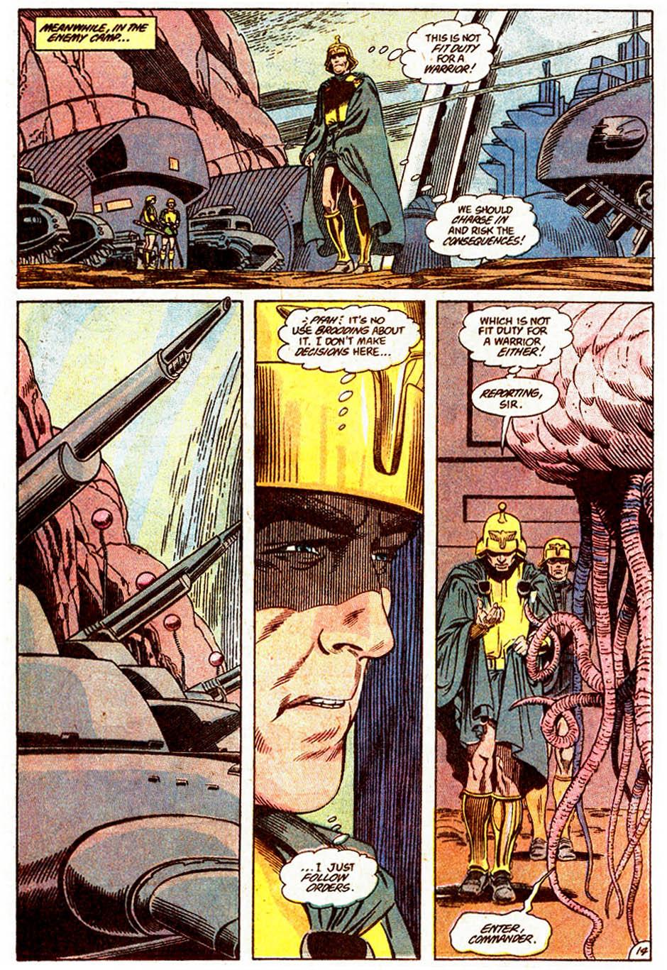 Read online Aquaman (1989) comic -  Issue #4 - 15