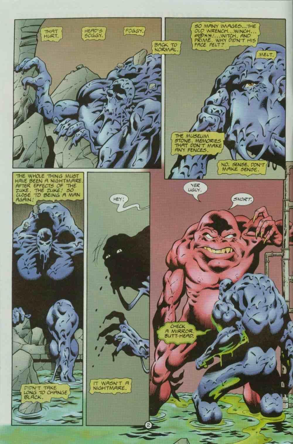 Read online Ultraverse Premiere comic -  Issue #8 - 4