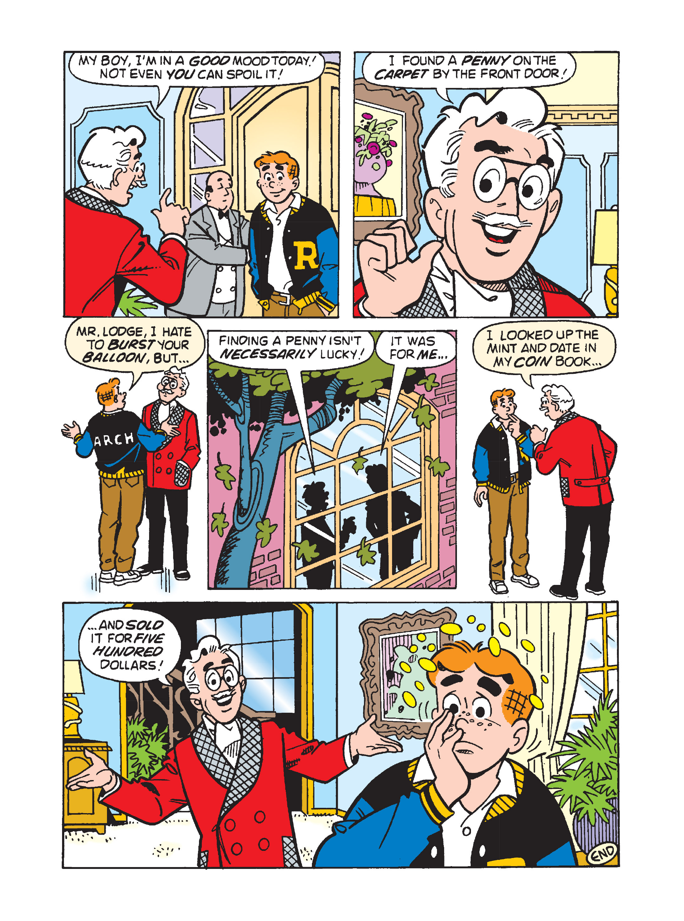 Read online Archie's Funhouse Double Digest comic -  Issue #8 - 152