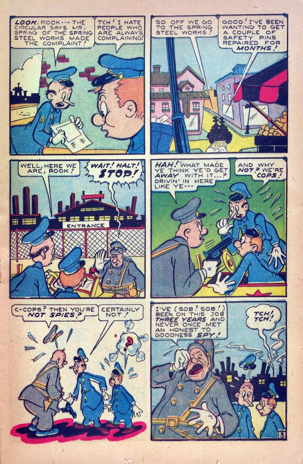 Read online Joker Comics comic -  Issue #18 - 13