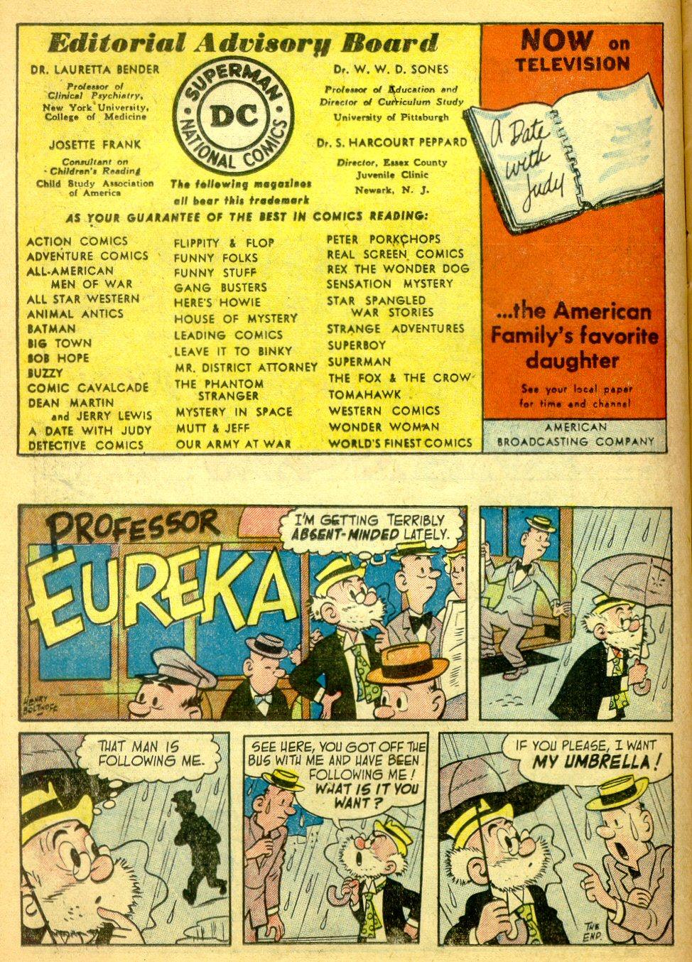 Read online Adventure Comics (1938) comic -  Issue #181 - 15