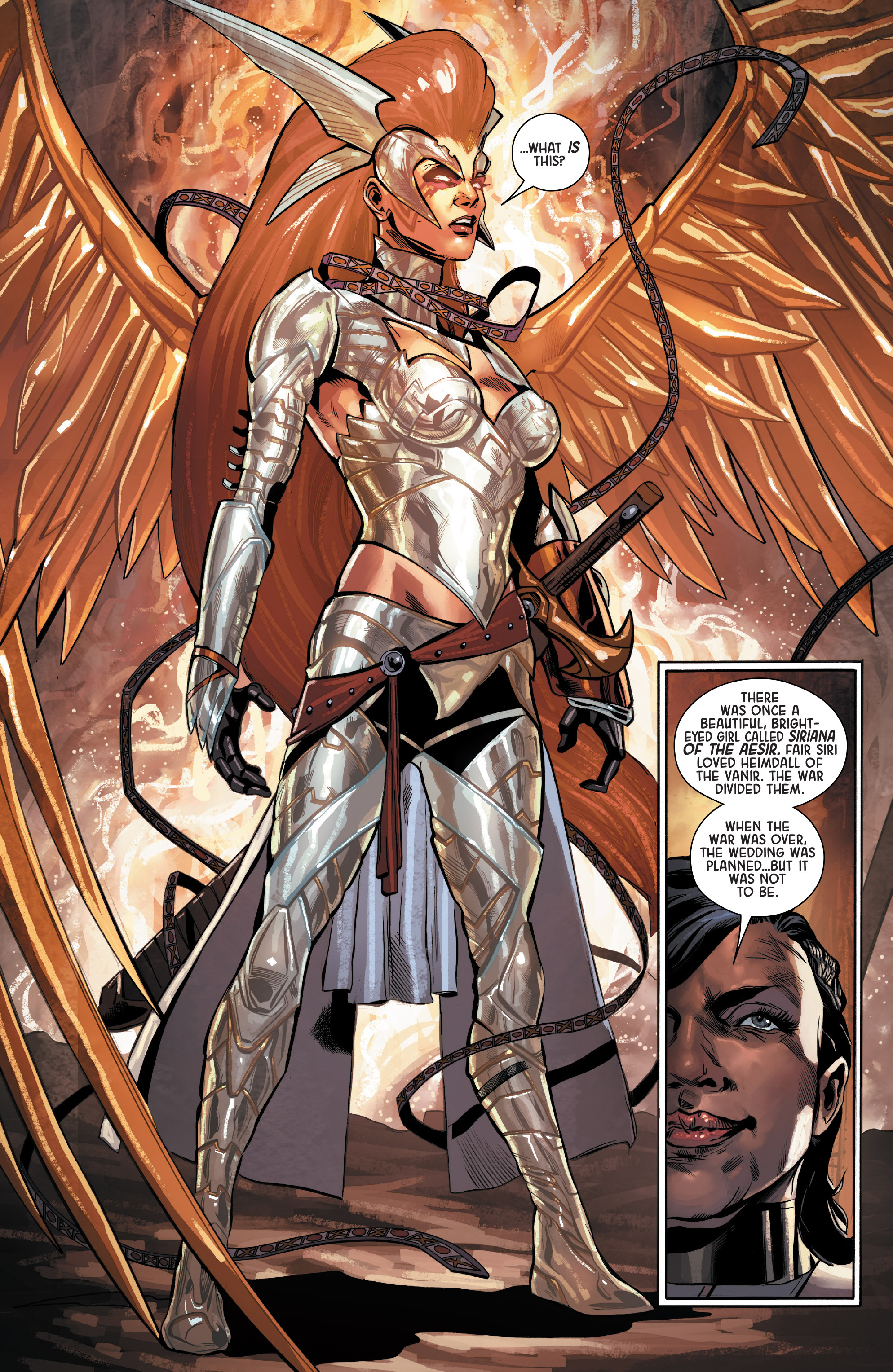 Read online Angela: Asgard's Assassin comic -  Issue #3 - 11