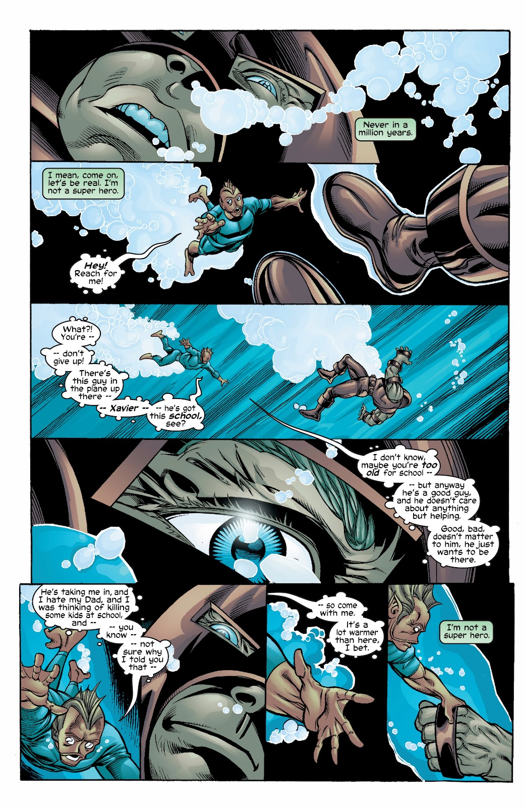 Read online X-Men: Unstoppable comic -  Issue # TPB (Part 1) - 72