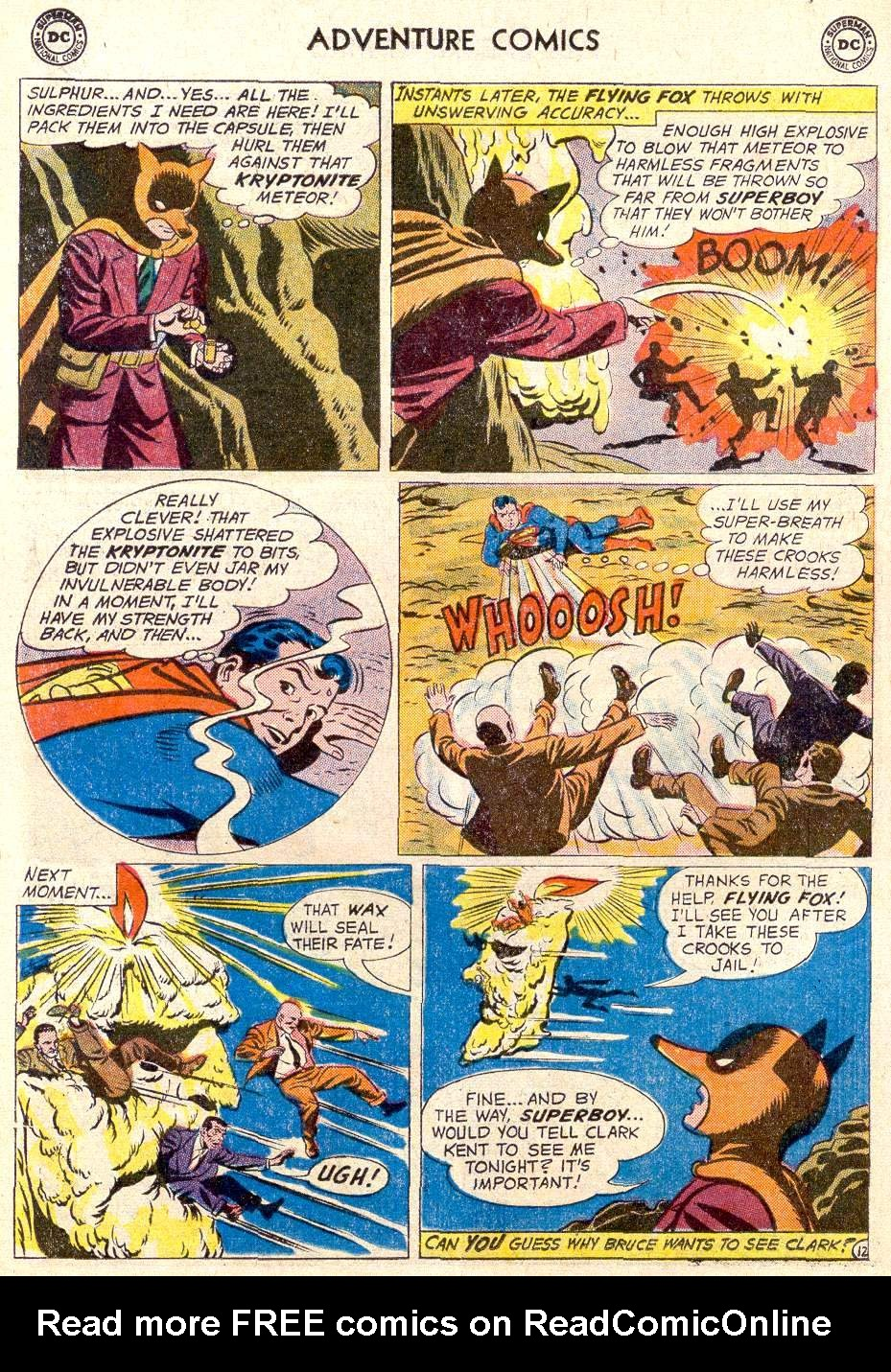 Read online Adventure Comics (1938) comic -  Issue #275 - 14