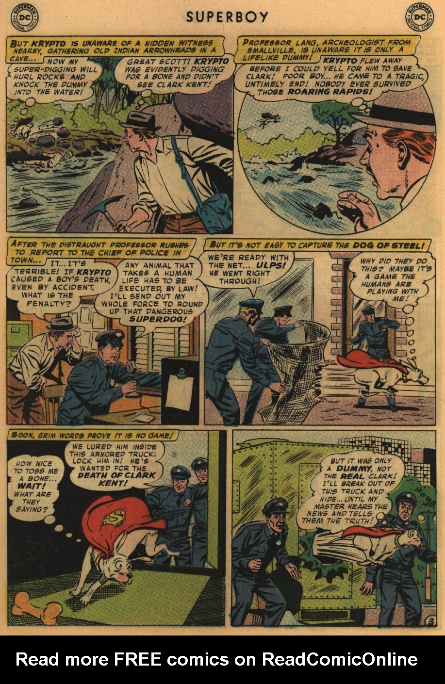 Superboy (1949) issue 67 - Page 14