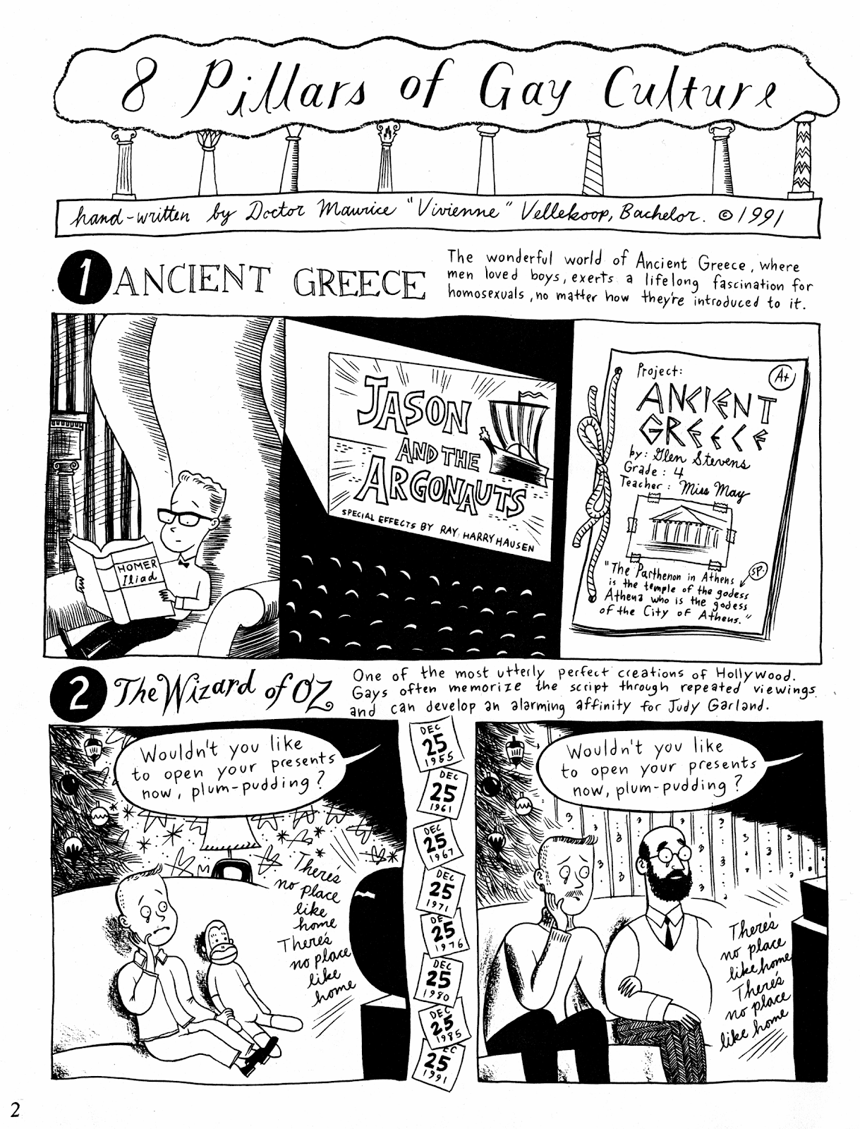 Drawn & Quarterly (1990) issue 7 - Page 4
