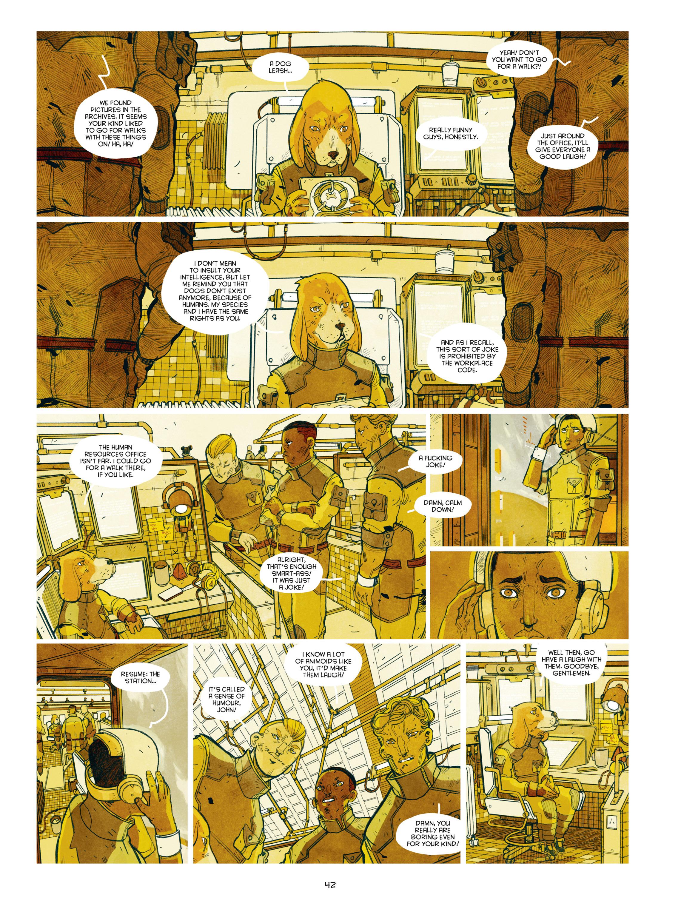 Read online Shangri-La comic -  Issue # Full - 44