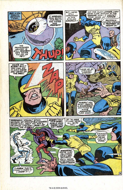 Uncanny X-Men (1963) issue 70 - Page 44
