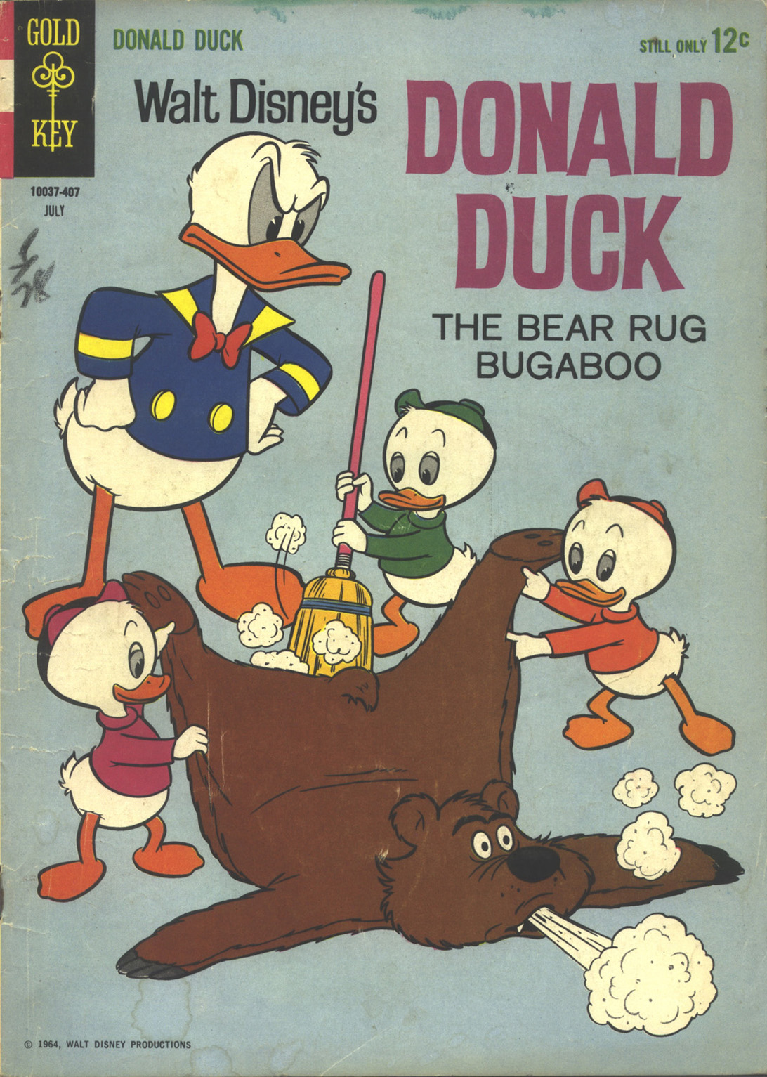 Donald Duck (1962) 95 Page 1
