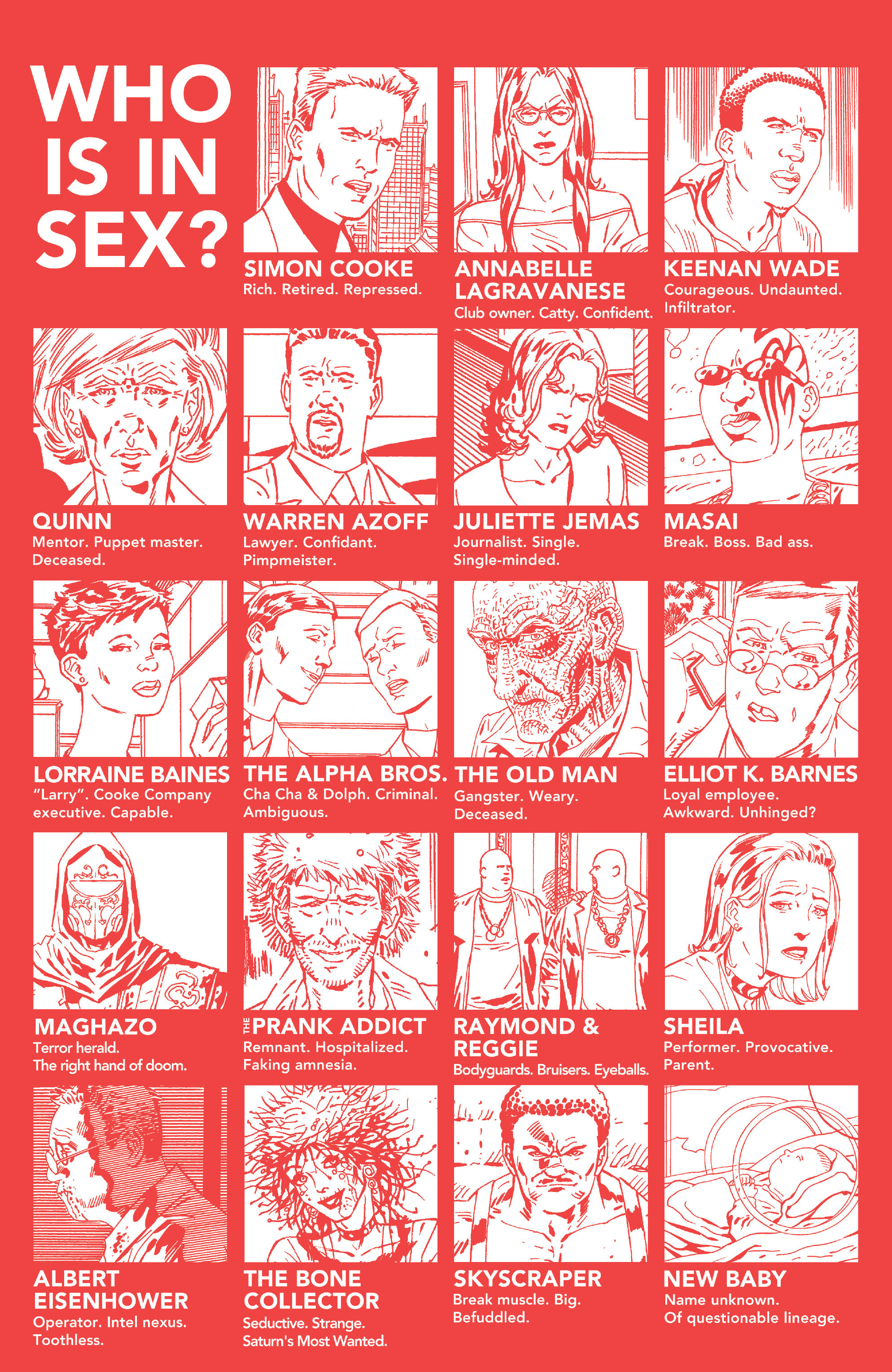 Read online Sex comic -  Issue #31 - 3