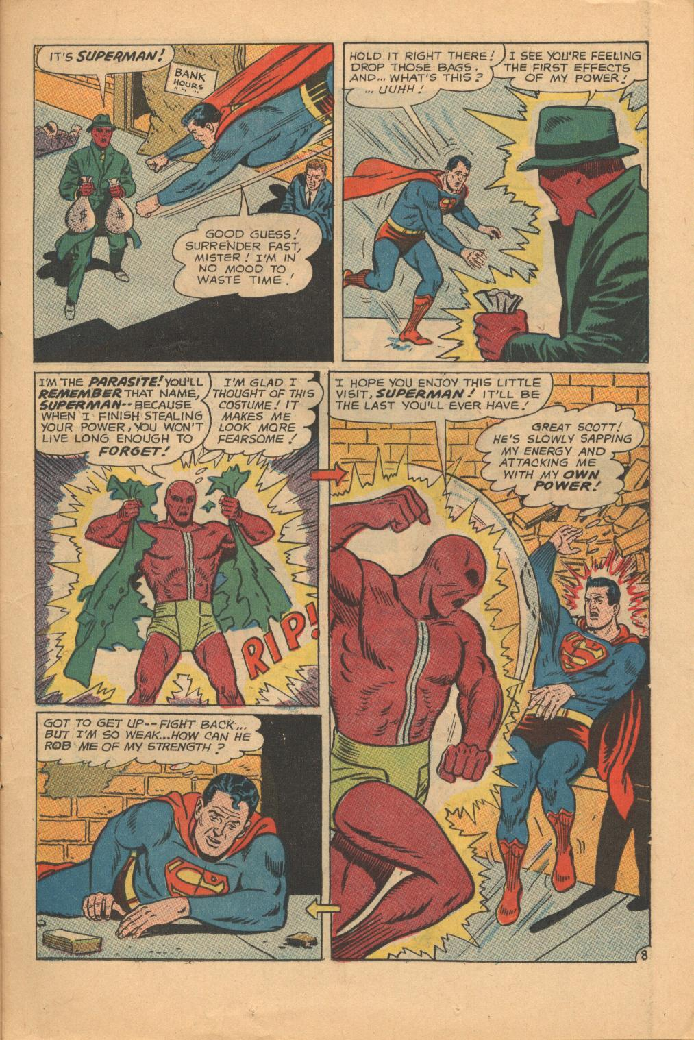 Read online Action Comics (1938) comic -  Issue #340 - 11
