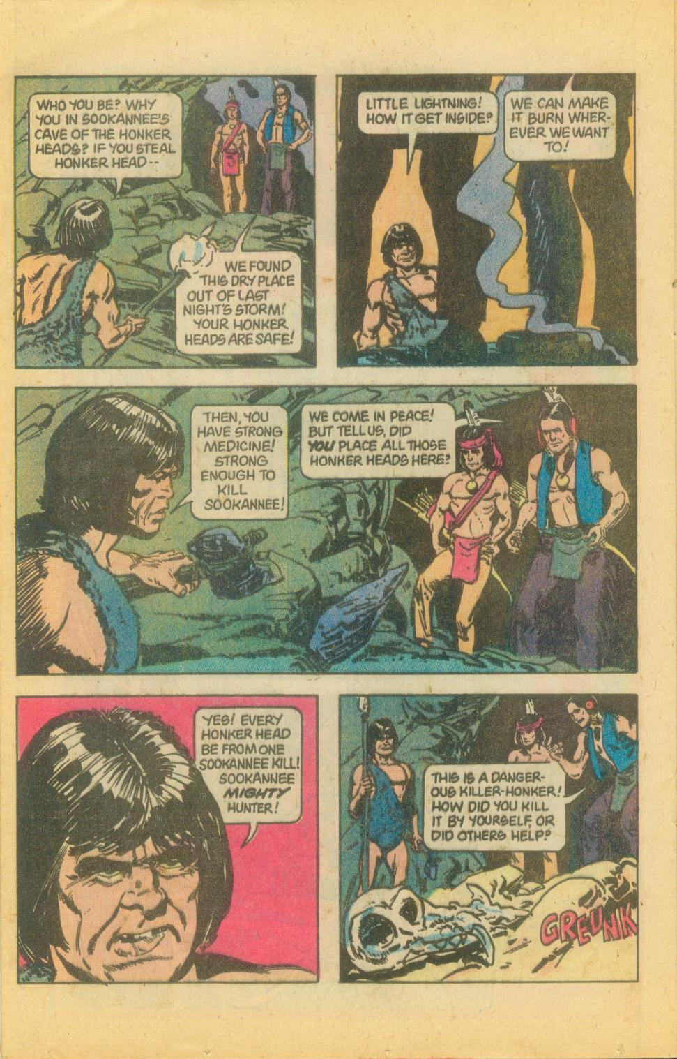 Read online Turok, Son of Stone comic -  Issue #120 - 24