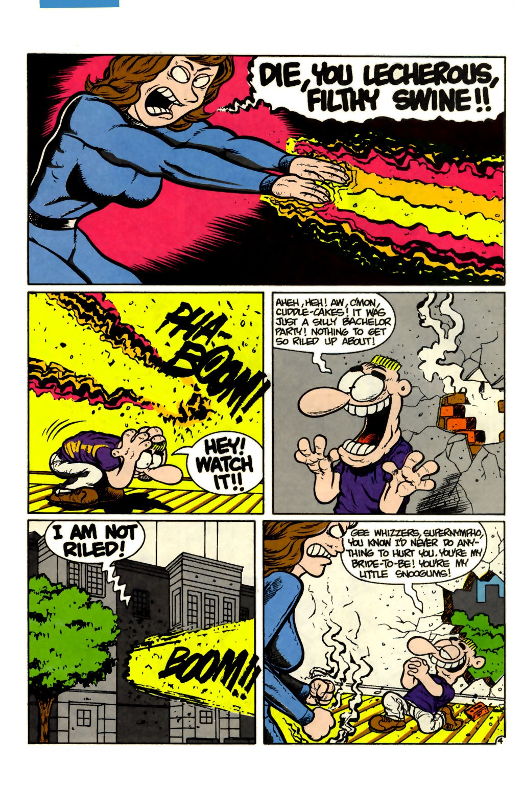 Ralph Snart Adventures (1988) issue 15 - Page 6